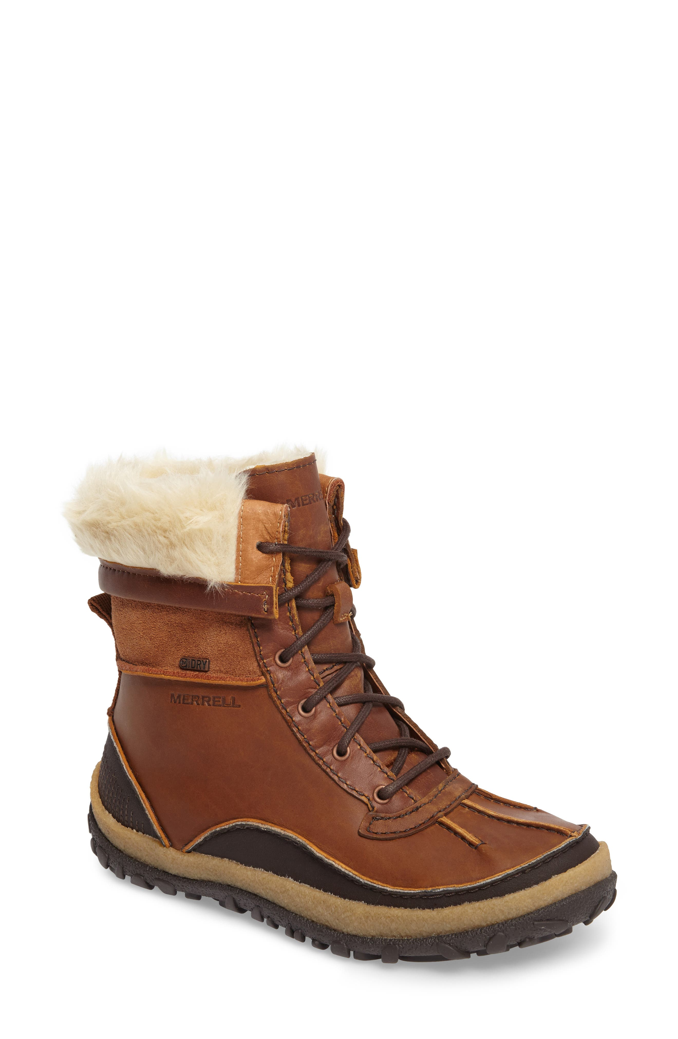 Alternate Image 1 Selected - Merrell Tremblant Insulated Waterproof Boot (Women)