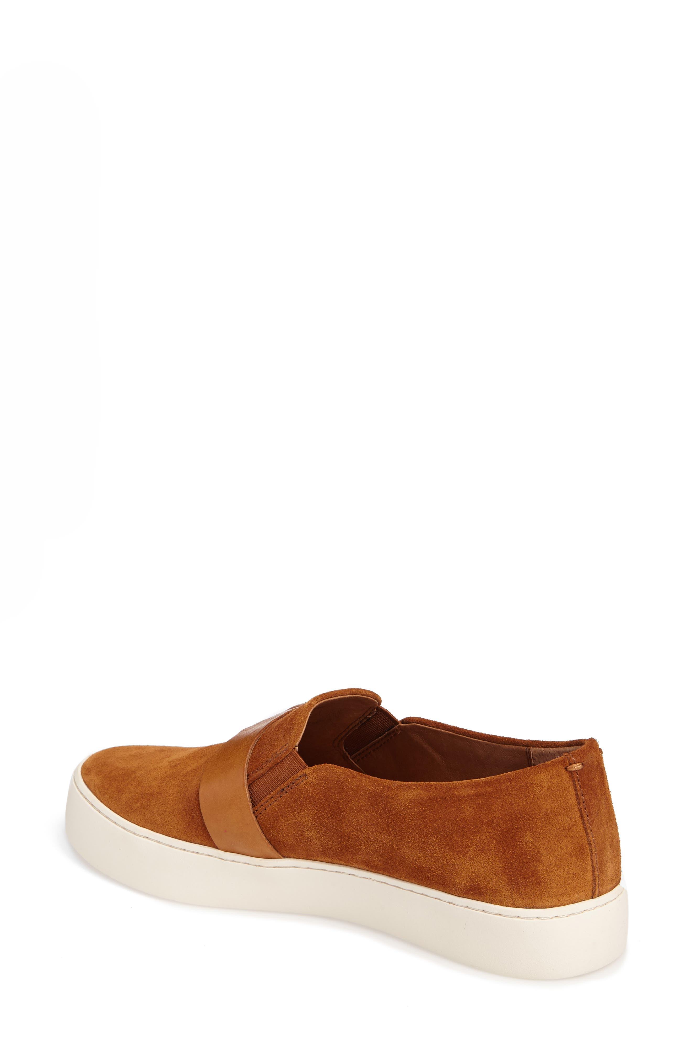 Alternate Image 2  - Frye Lena Harness Slip-On Sneaker (Women)