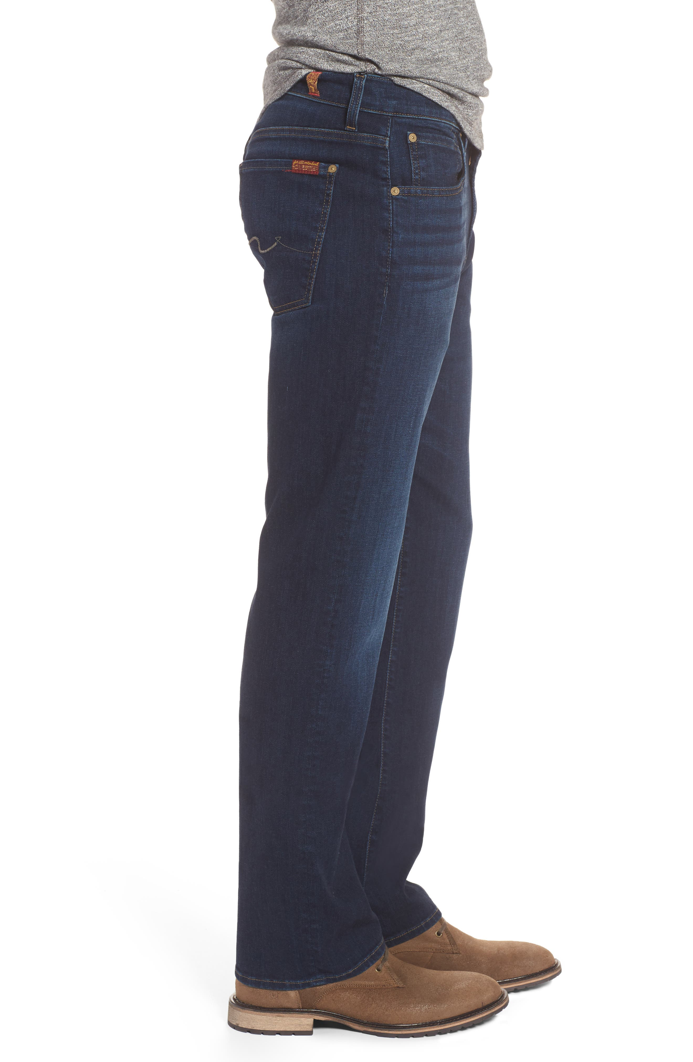 Austyn Relaxed Fit Jeans,                             Alternate thumbnail 3, color,                             Valley Stream