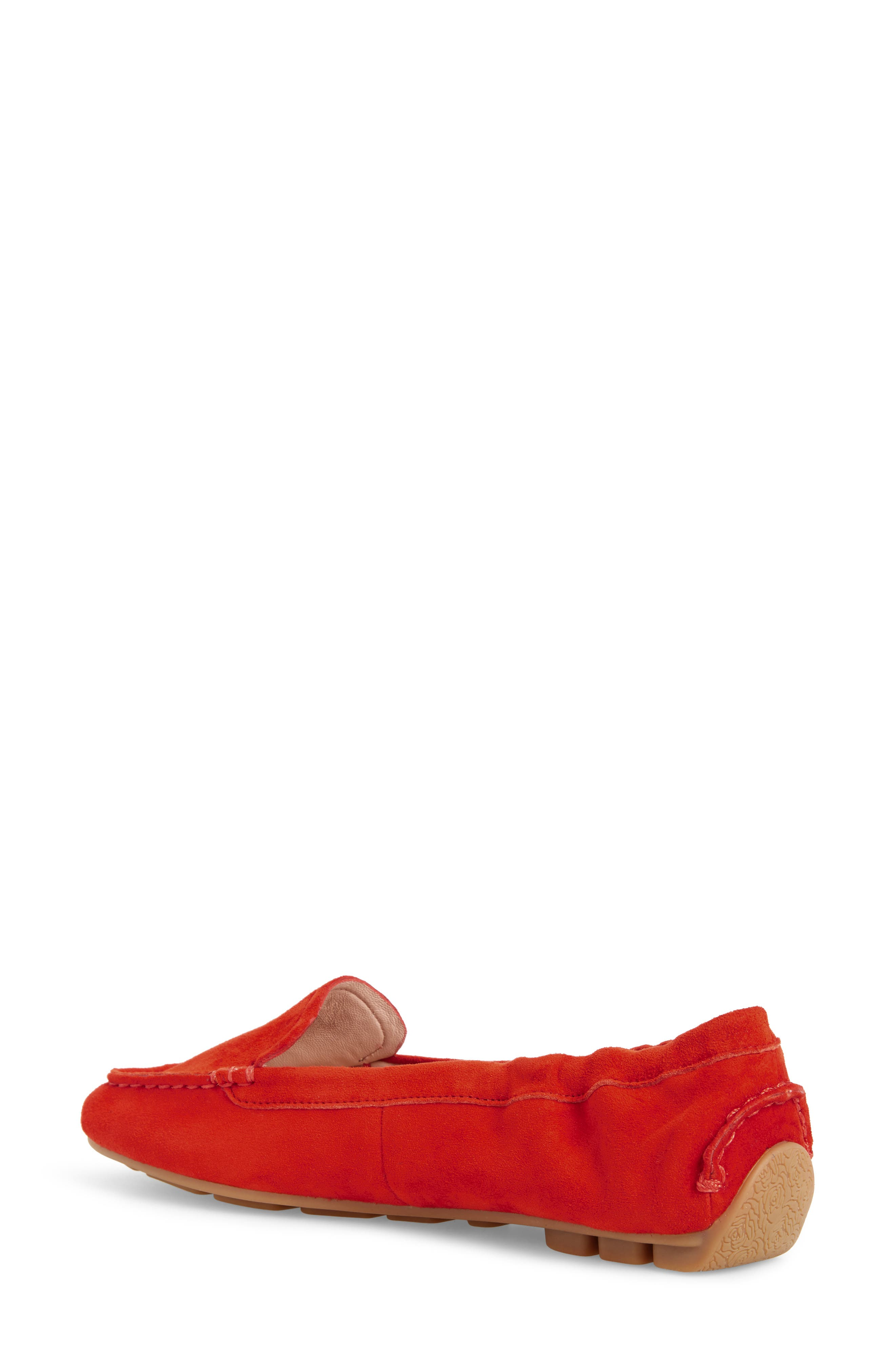 Kristine Loafer,                             Alternate thumbnail 3, color,                             Spicy Suede