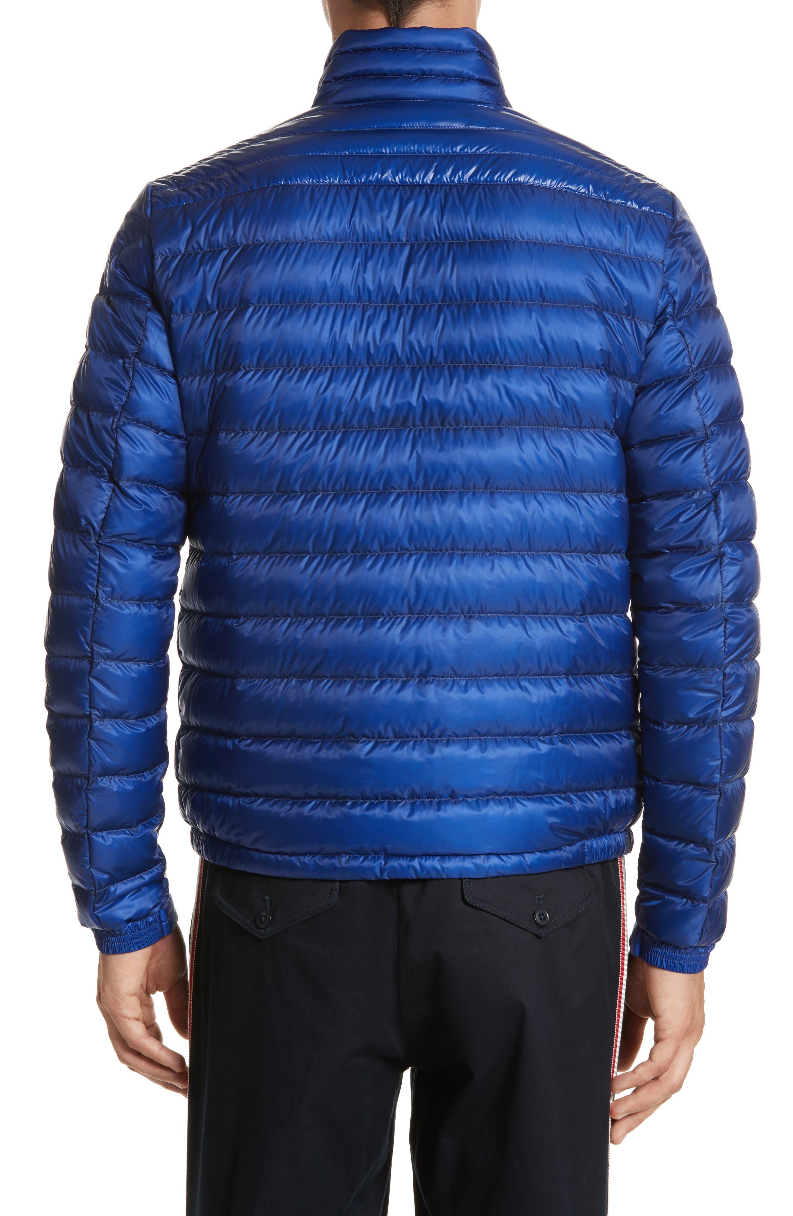 Daniel Packable Down Jacket,                             Alternate thumbnail 2, color,                             Bright Blue