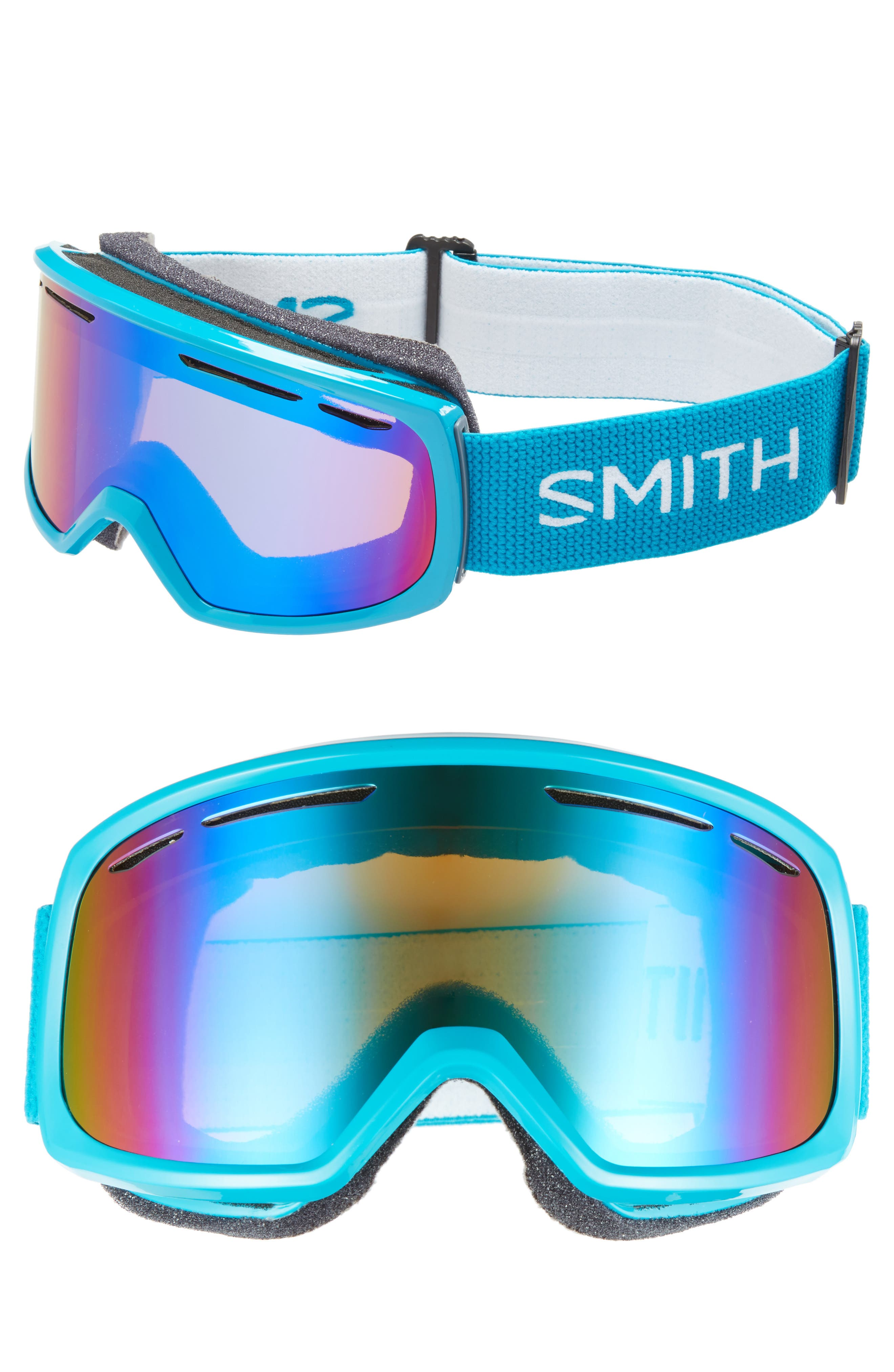 SMITH DRIFT SNOW GOGGLES - MINERAL/ MIRROR