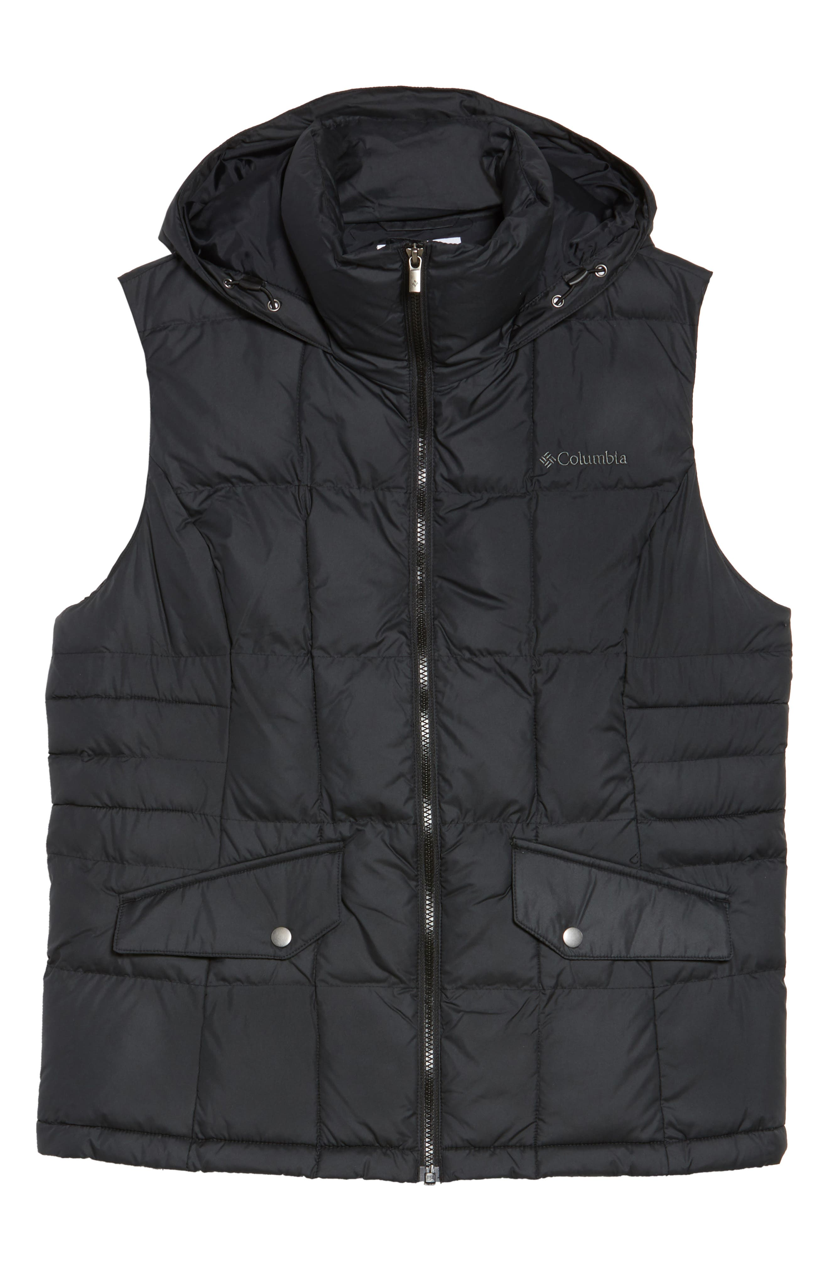 Alternate Image 6  - Columbia Lone Creek Puffer Vest (Plus Size)