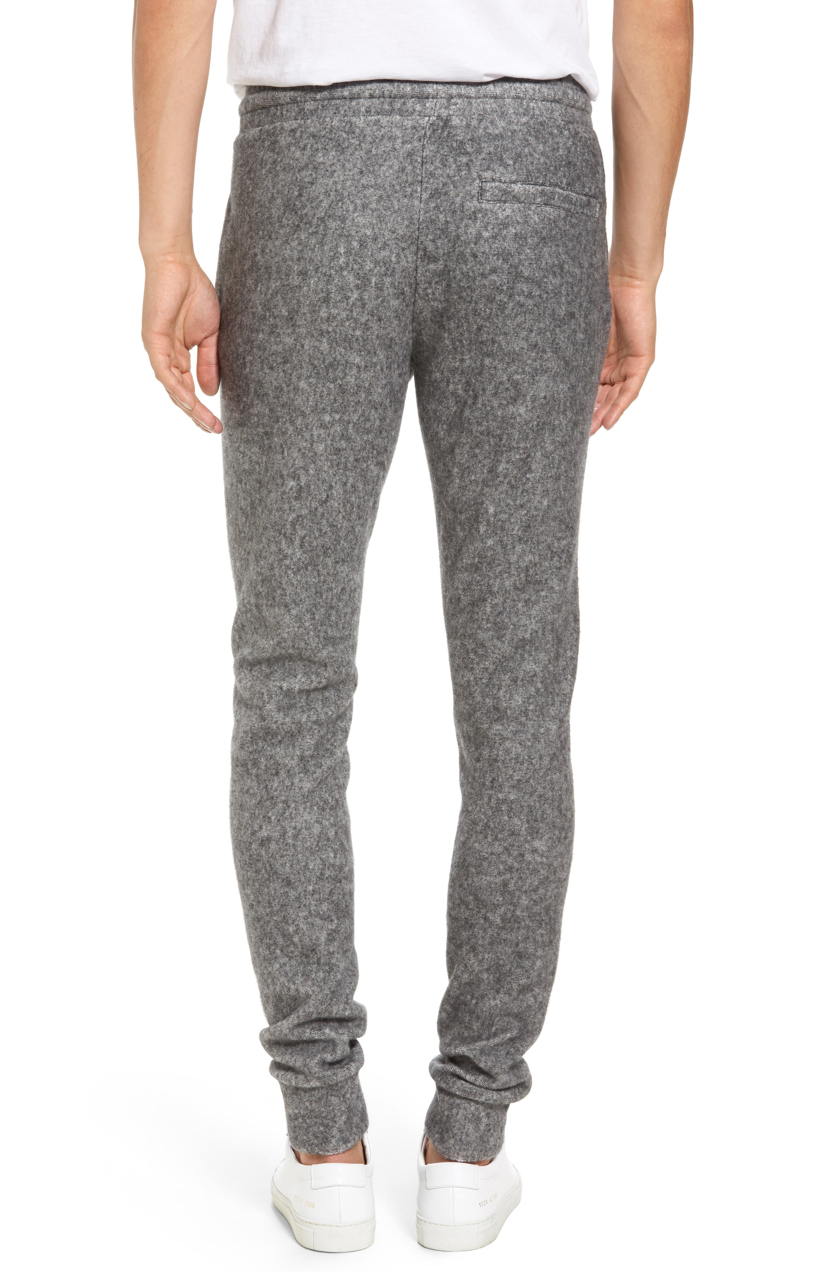 Alternate Image 2  - Twenty Slim Fleece Jogger Pants