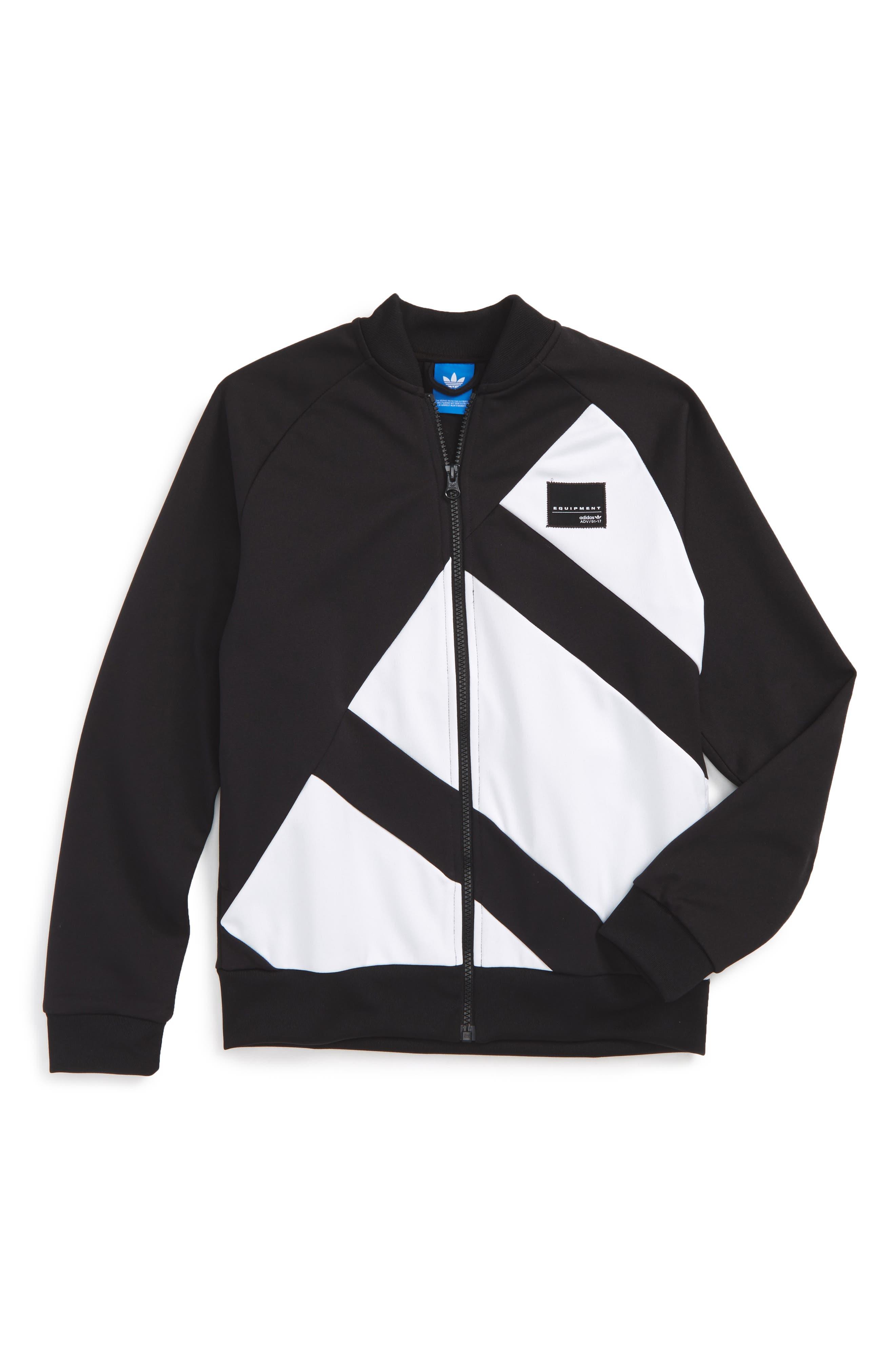 adidas Originals EQT Track Jacket (Little Boys \u0026 Big Boys)