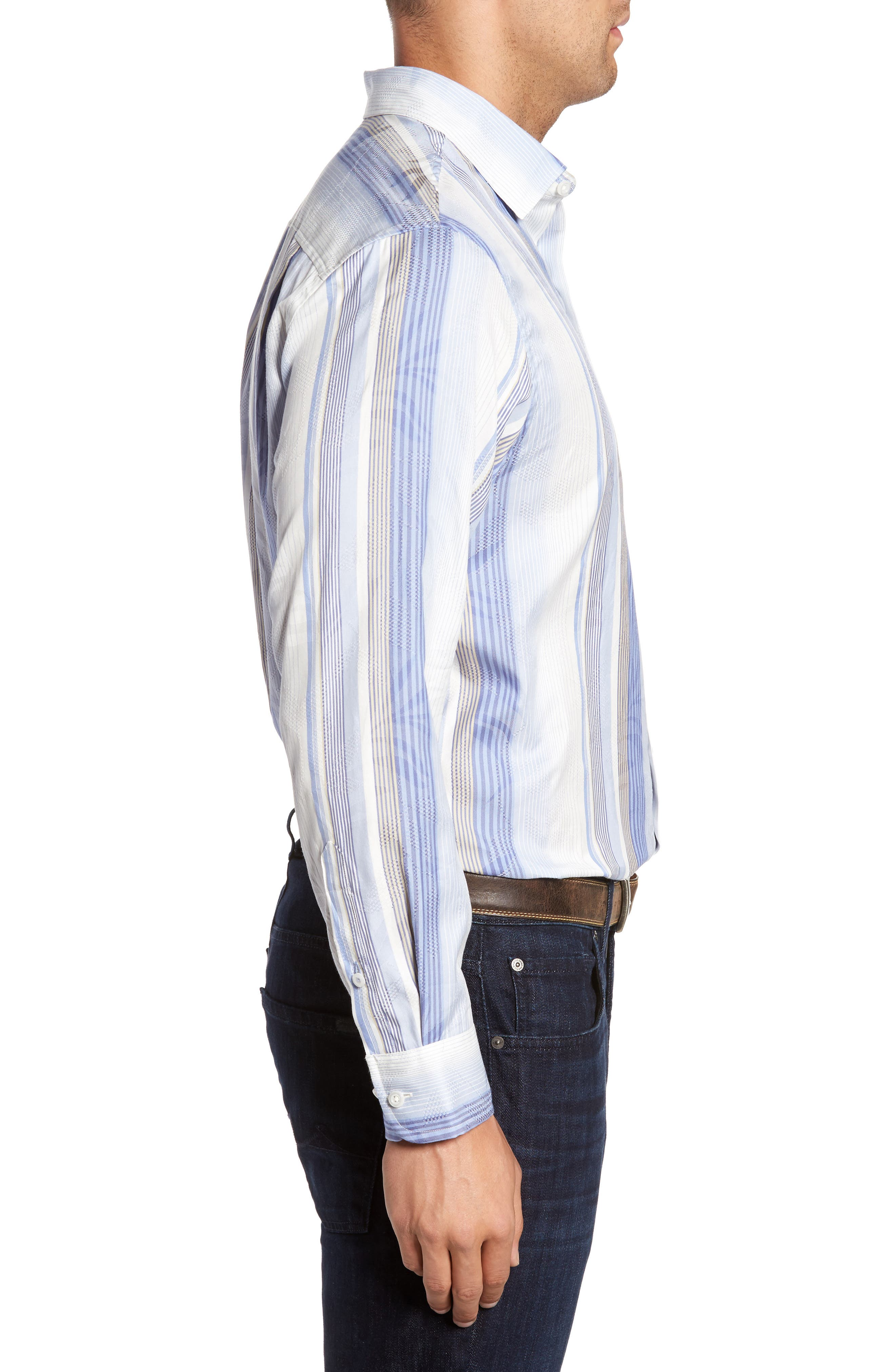 Alternate Image 3  - Tommy Bahama No You Tiznit Sport Shirt