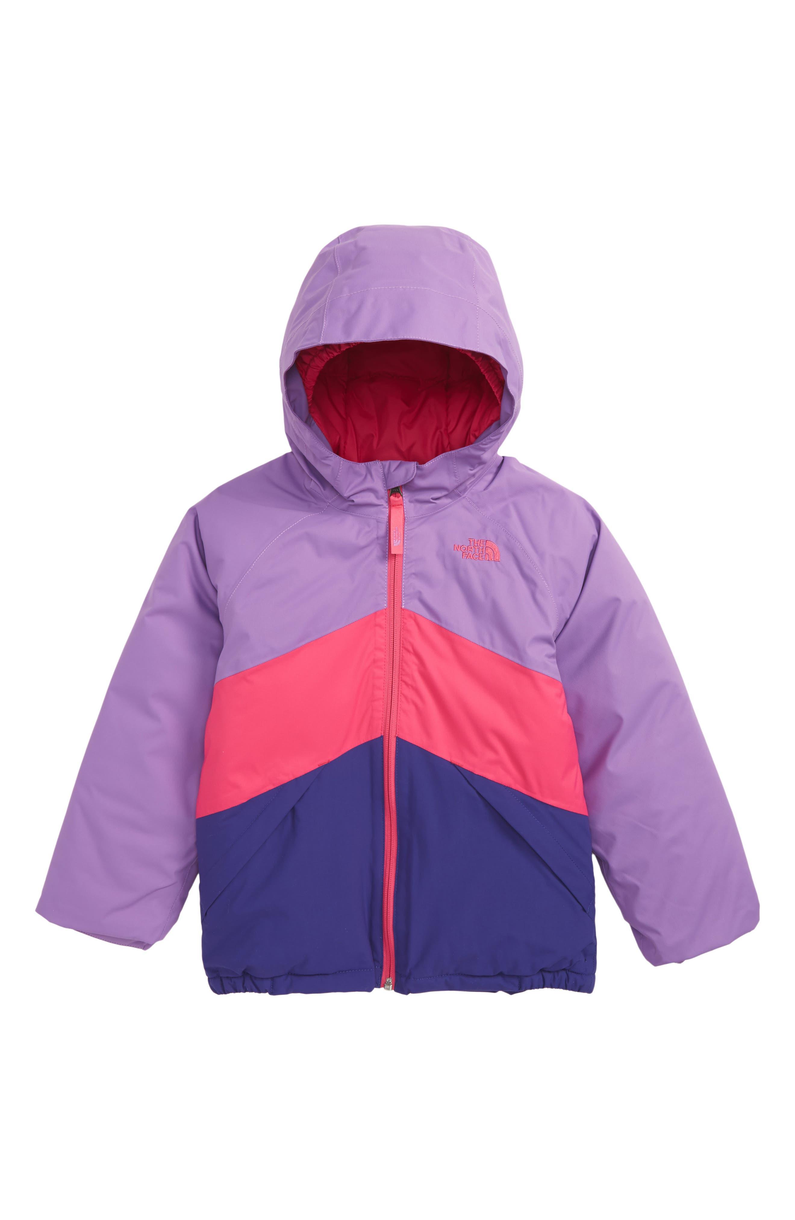 Main Image - The North Face Brianna Heatseeker™ Insulated Waterproof Jacket (Toddler Girls)