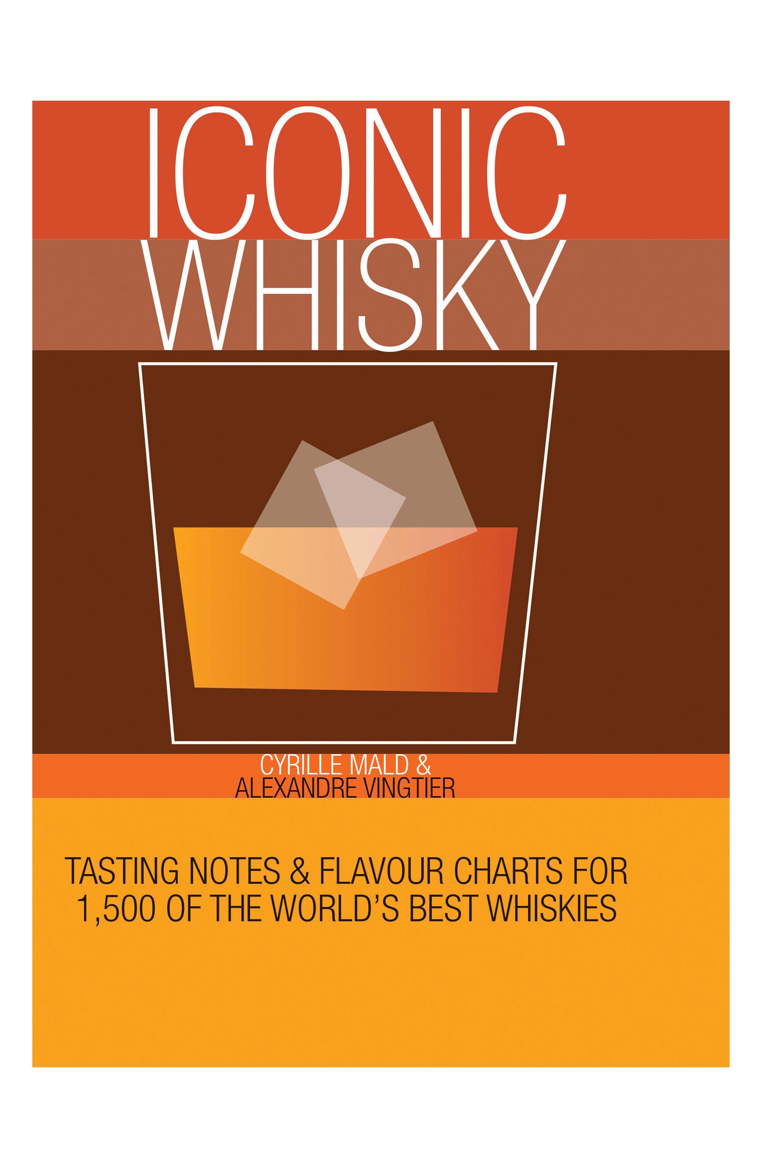 Main Image - Iconic Whisky Book