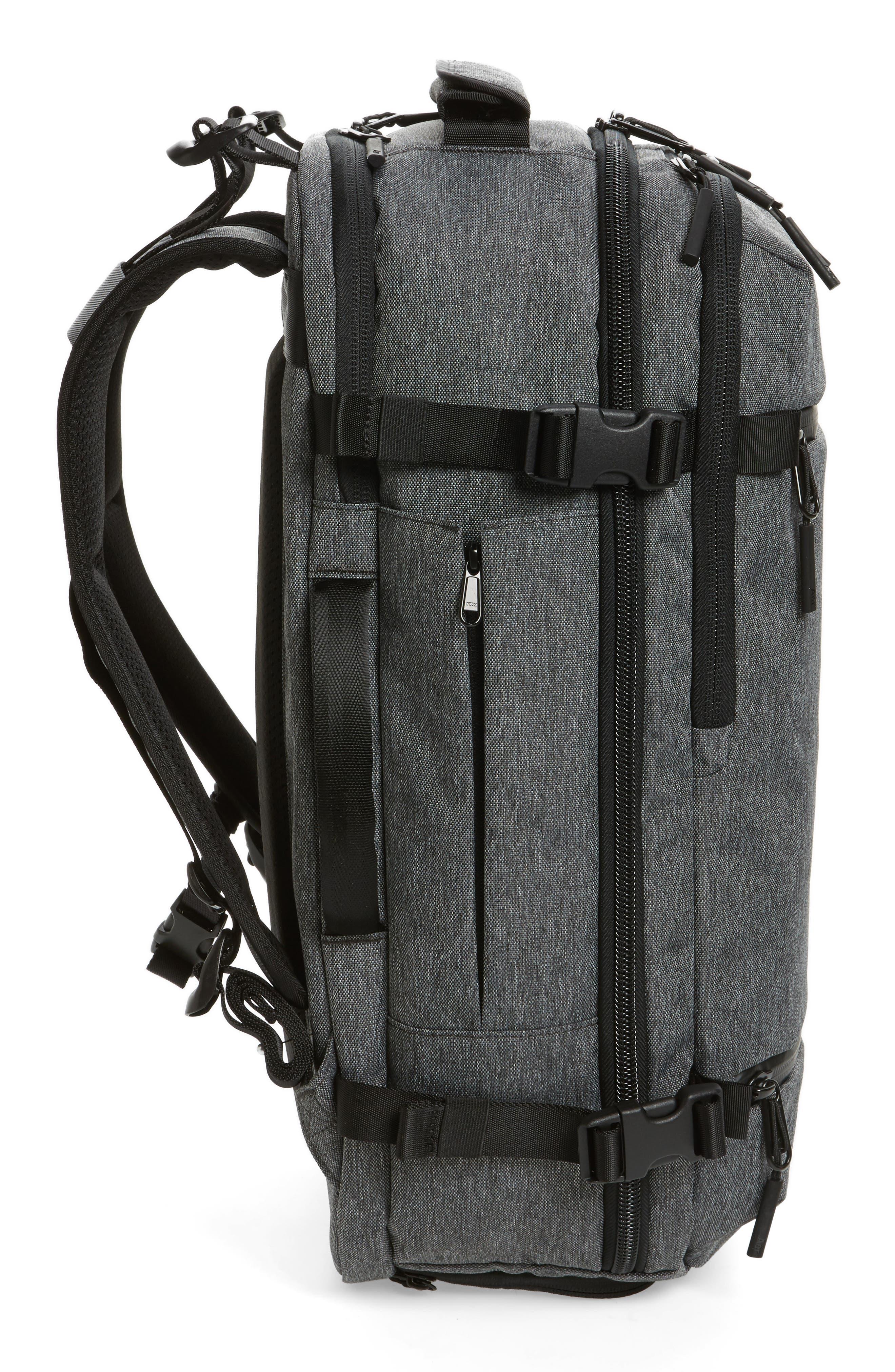 Travel Pack Backpack,                             Alternate thumbnail 5, color,                             Grey