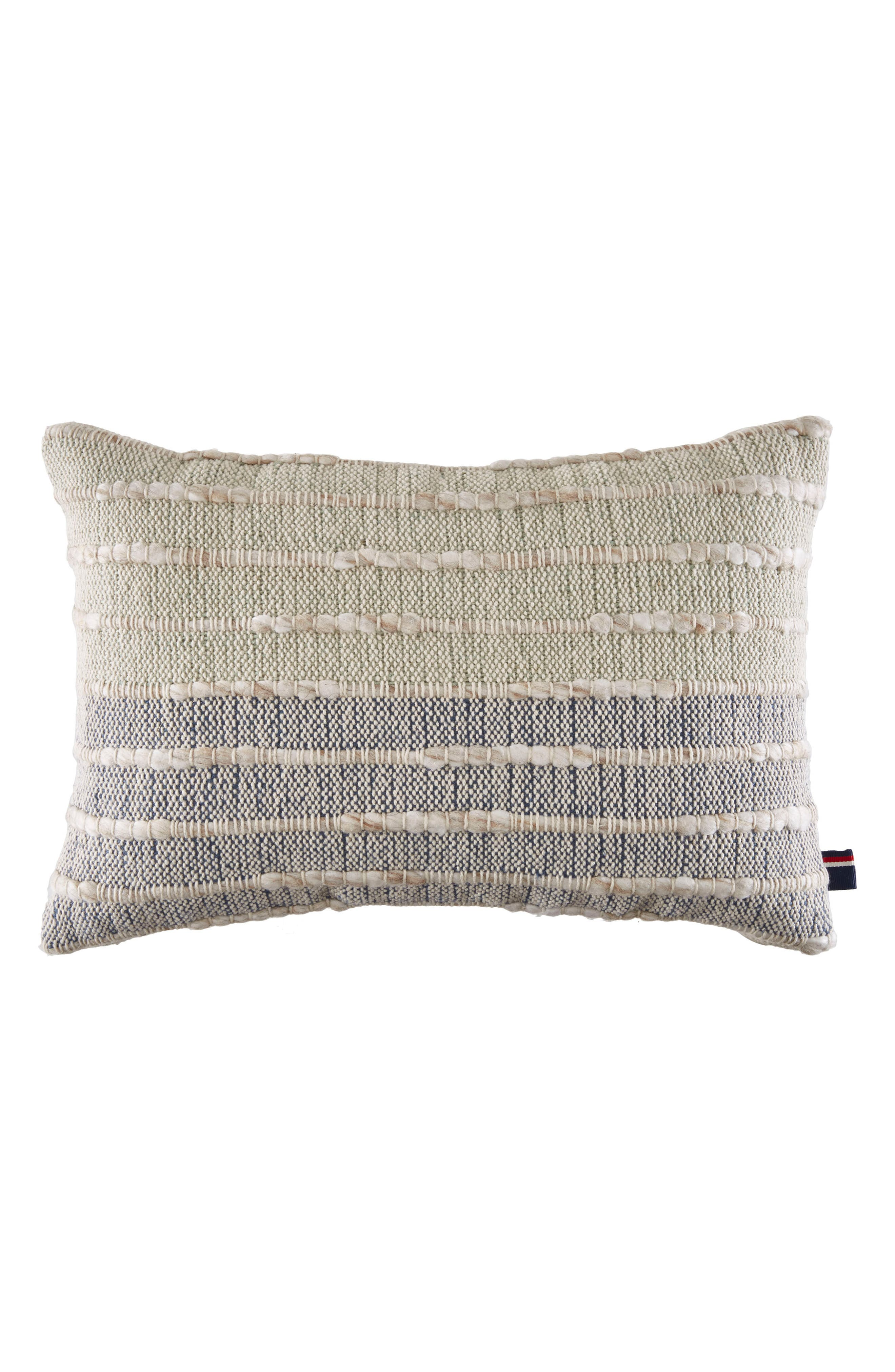 Alternate Image 1 Selected - Tommy Hilfiger Ombré Indigo Accent Pillow
