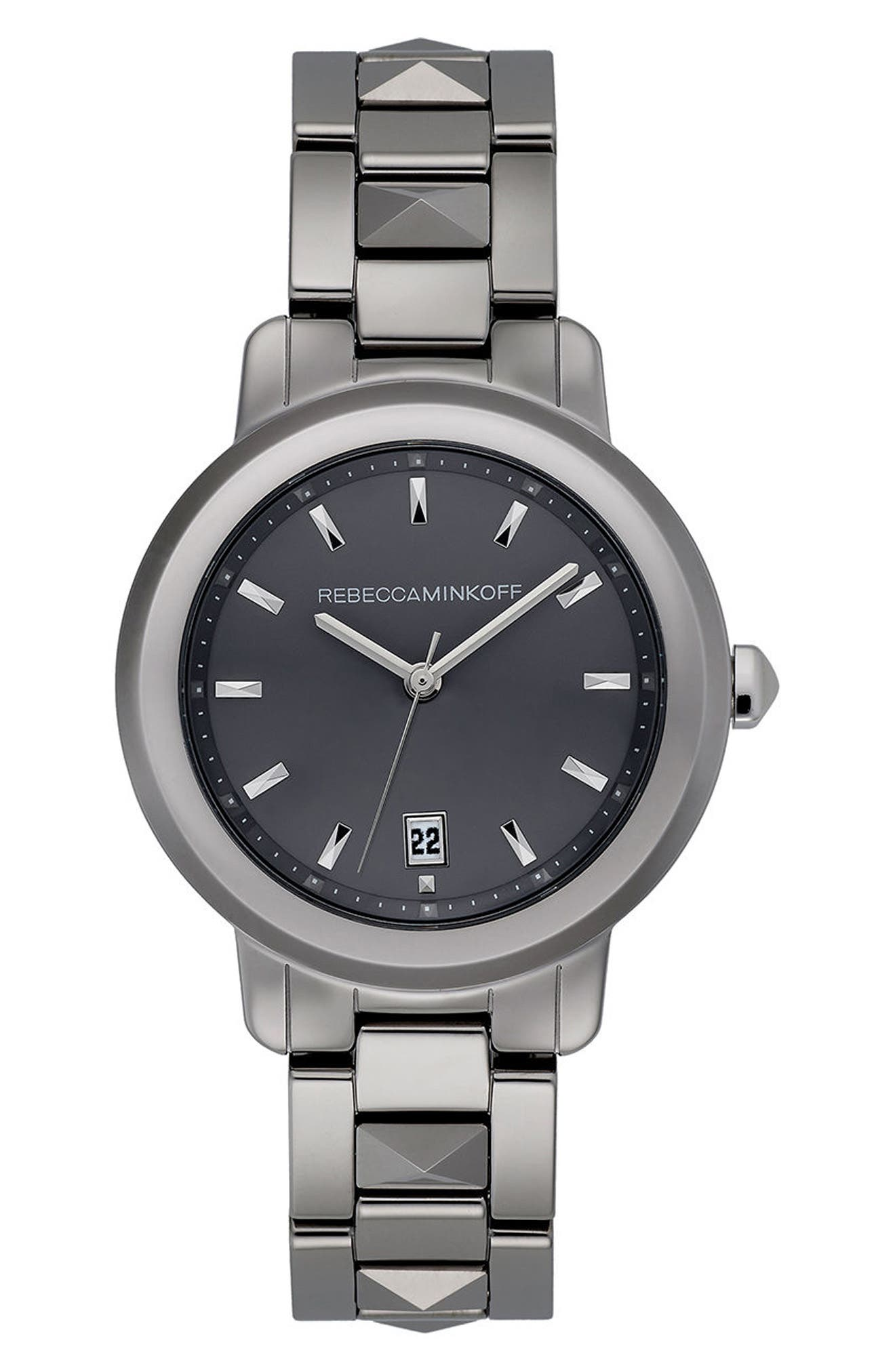 Main Image - Rebecca Minkoff BFFL Bracelet Watch, 36mm