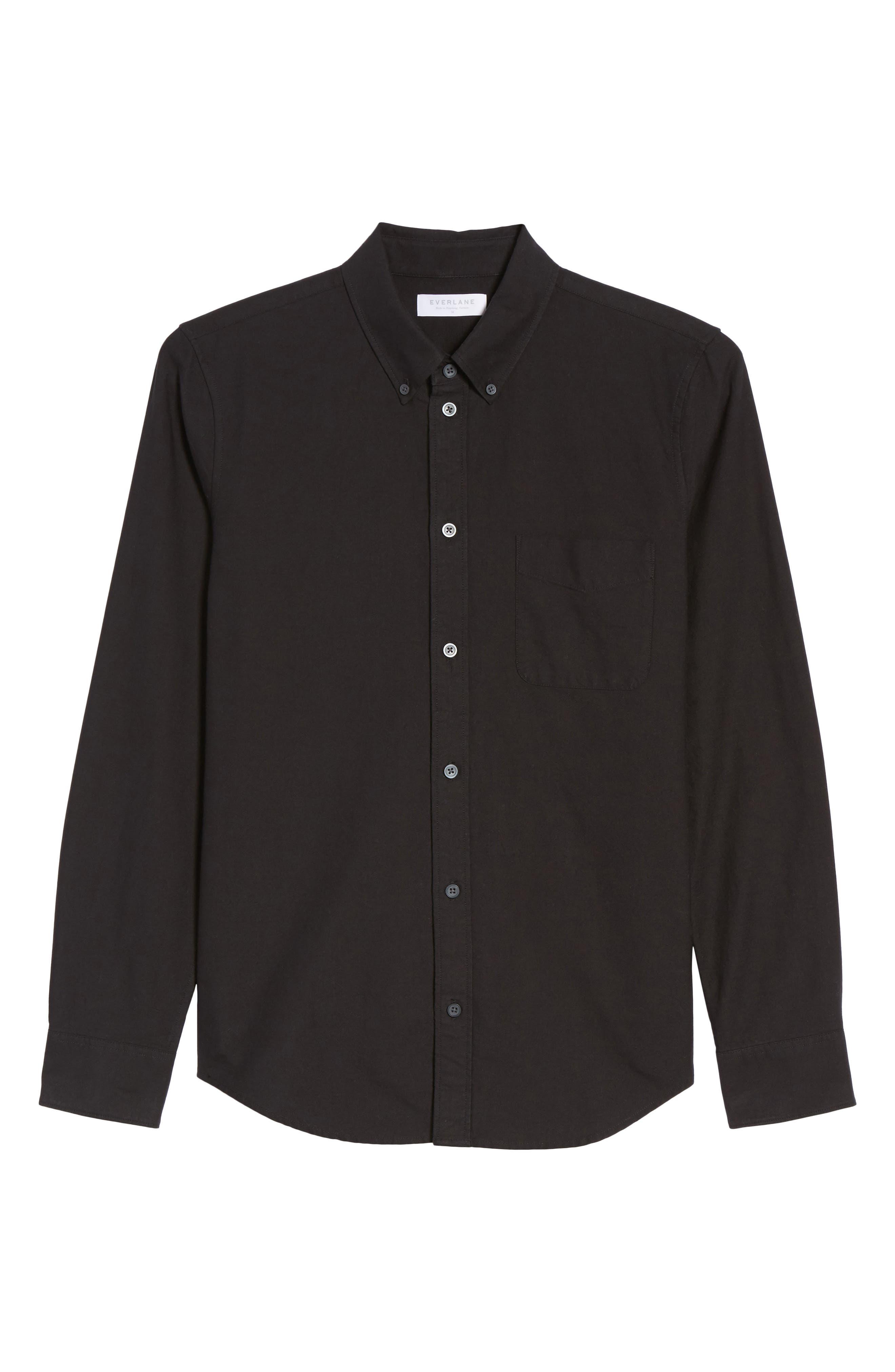 Alternate Image 5  - Everlane The Japanese Slim Fit Oxford Shirt