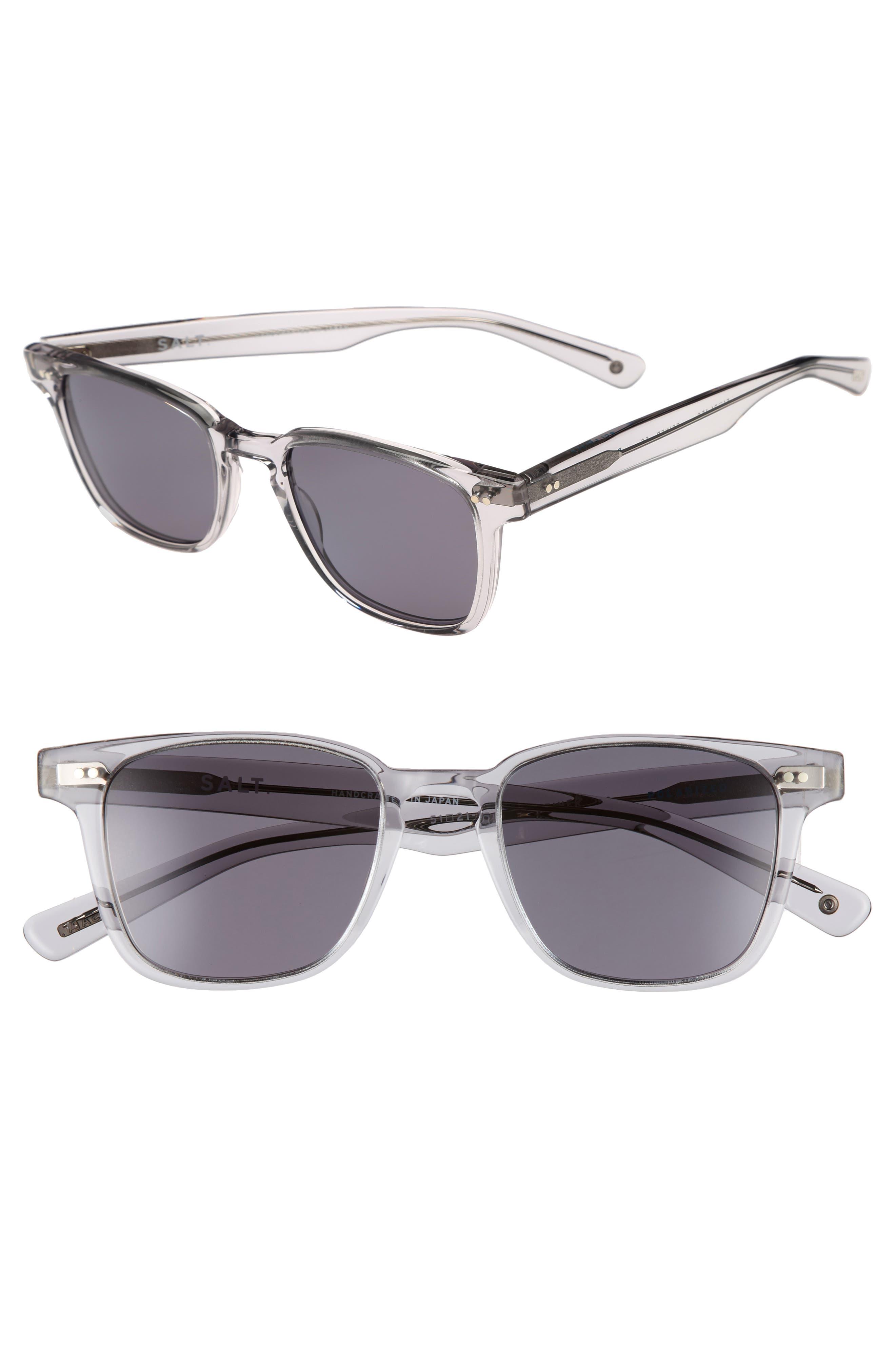 Alternate Image 1 Selected - SALT Reiner 51mm Polarized Sunglasses
