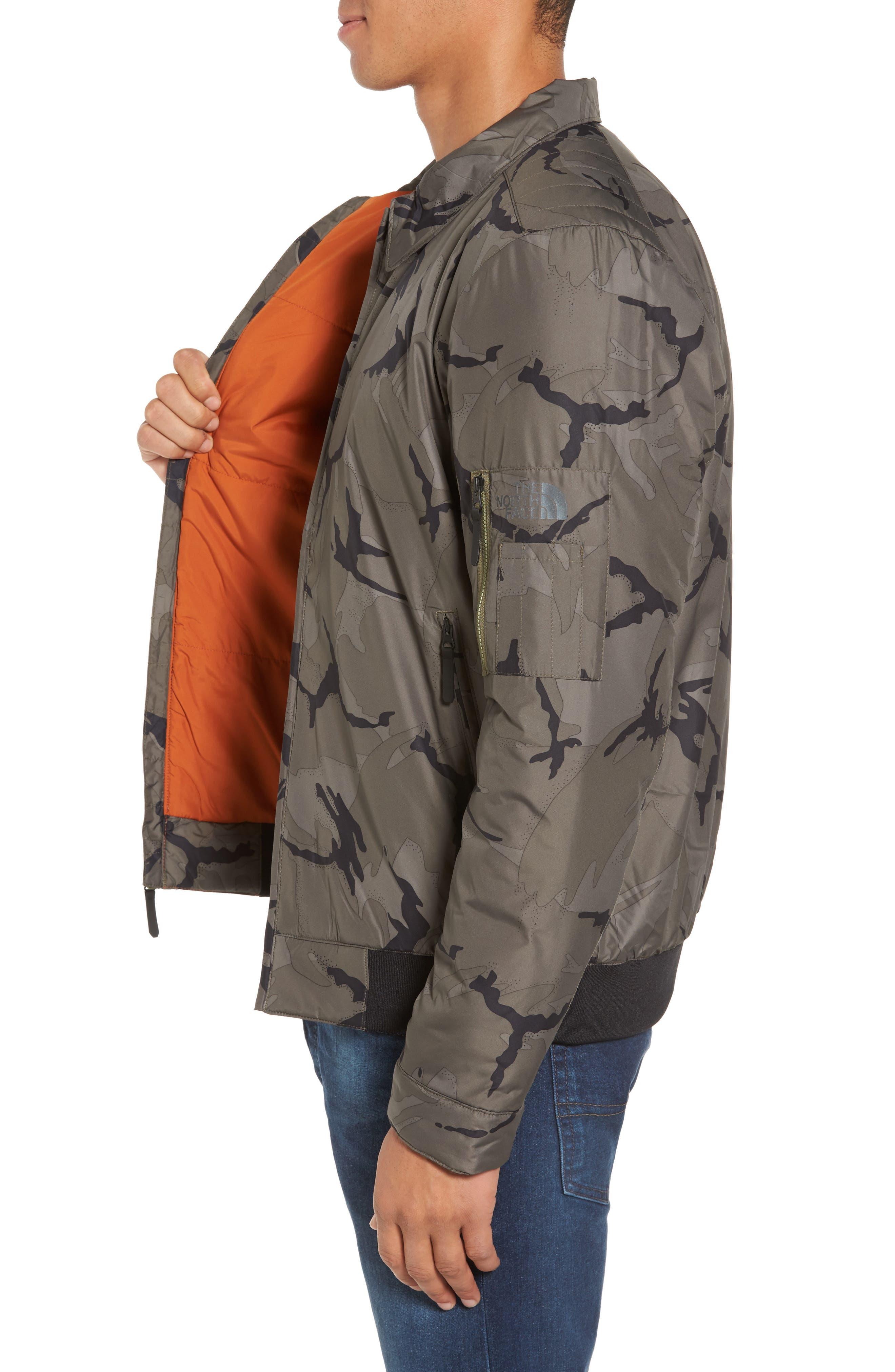 Alternate Image 3  - The North Face Barstol Aviator Jacket