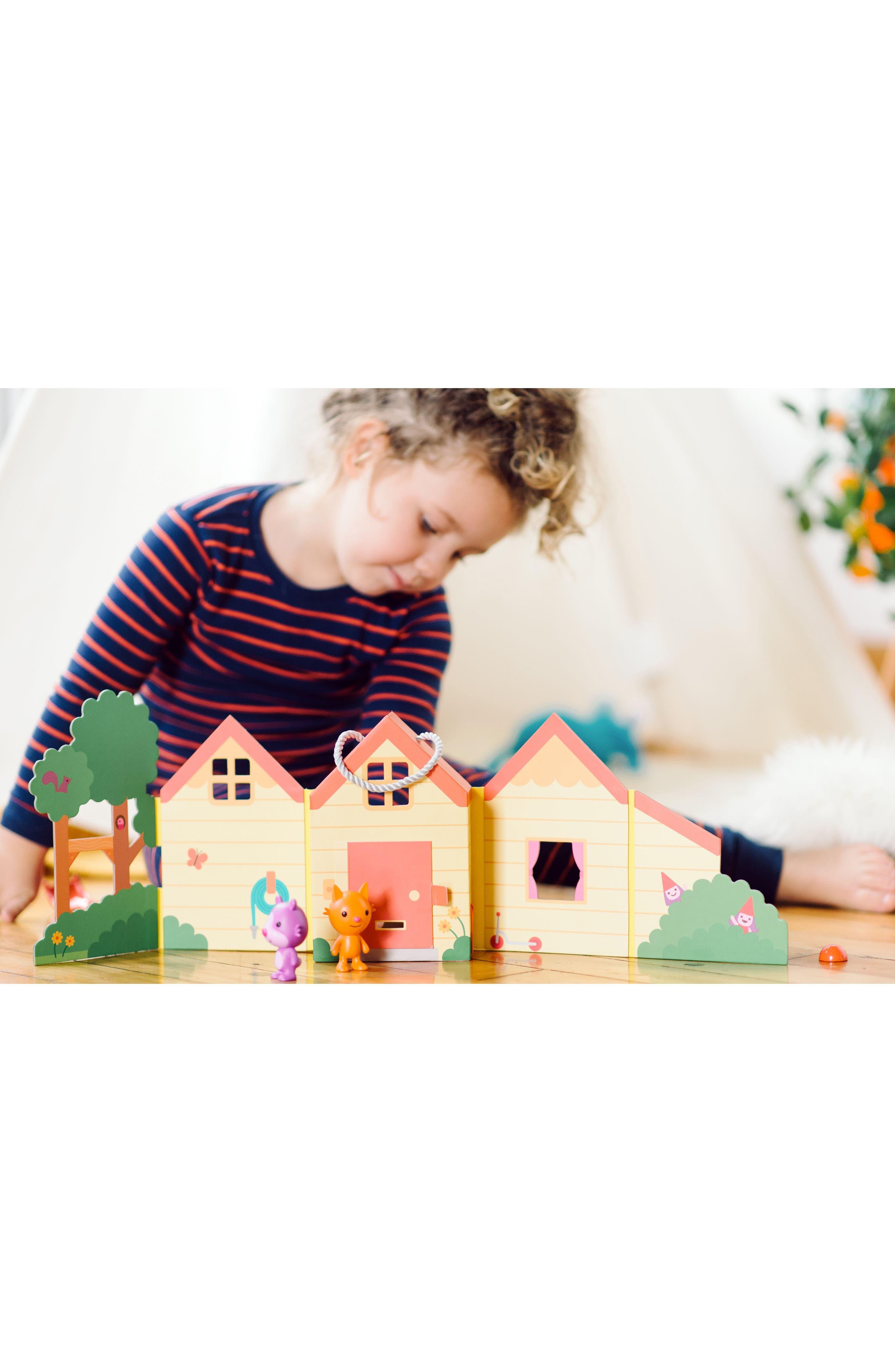 Jinja's House Portable Play Set,                             Alternate thumbnail 2, color,                             Multi