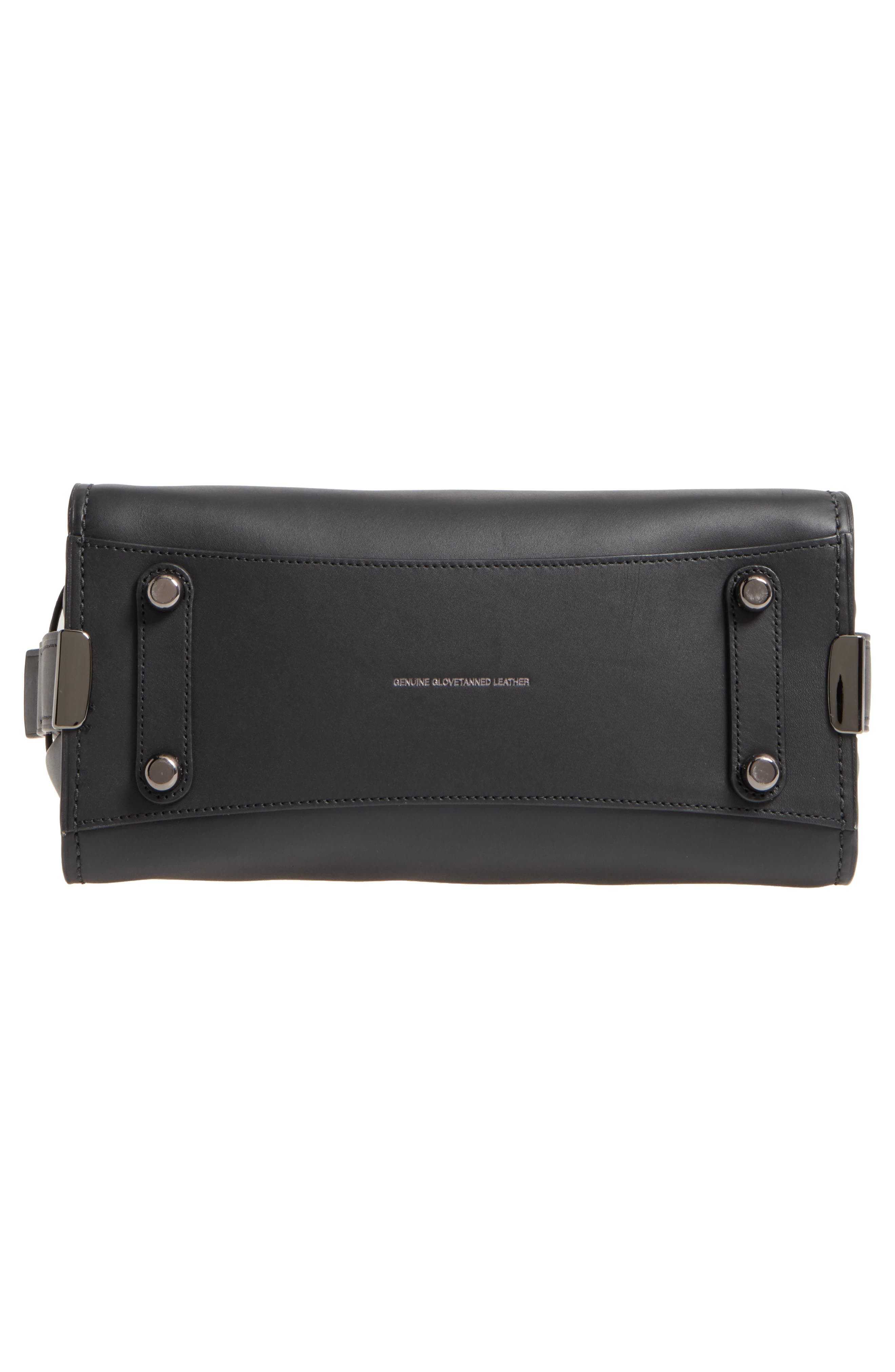 Alternate Image 5  - COACH Swagger 27 Calfskin Leather Satchel