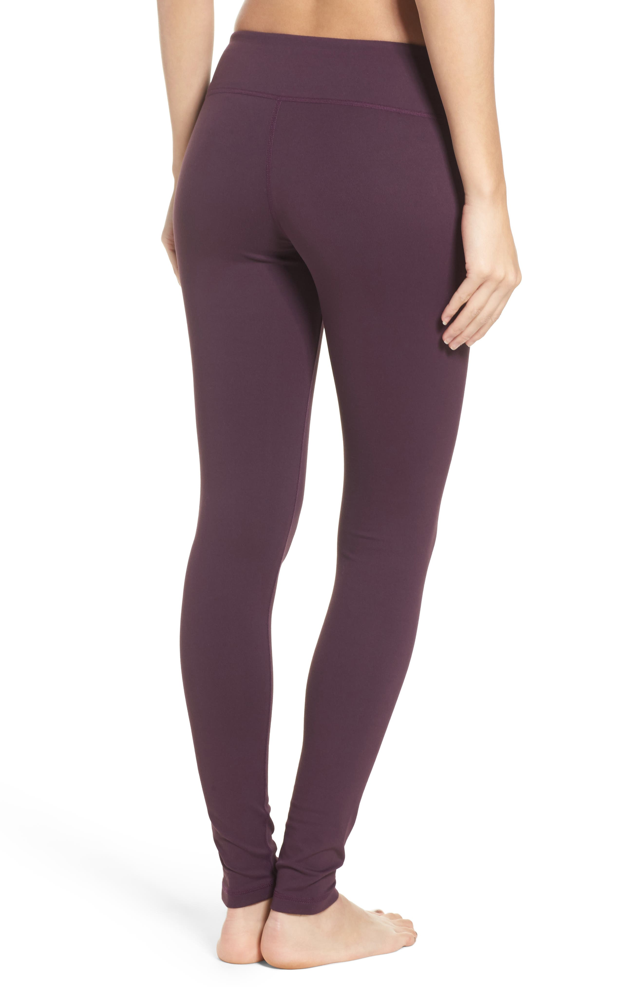 Alternate Image 2  - Zella Live In Slim Fit Leggings