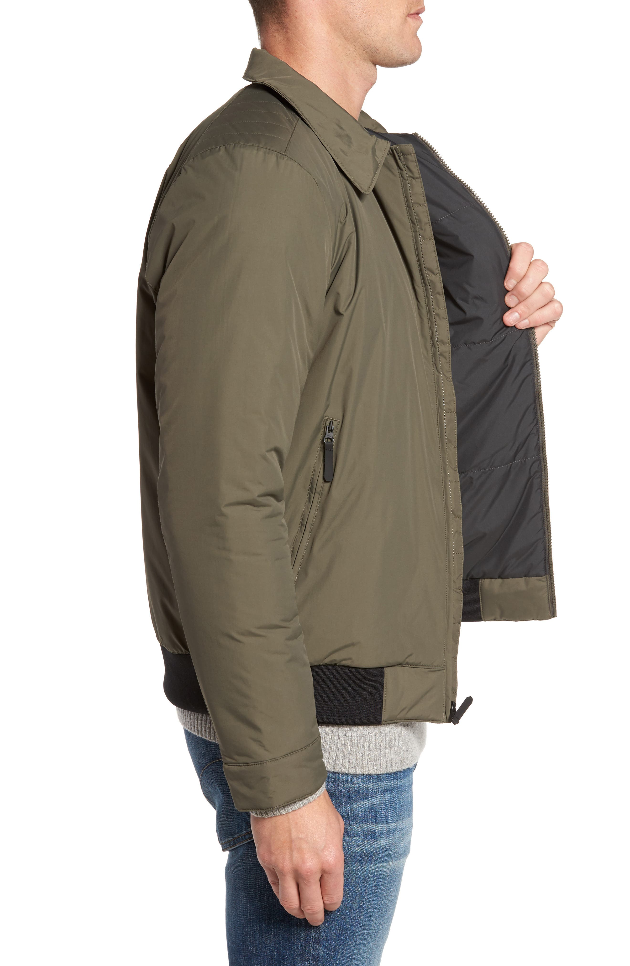 Alternate Image 3  - The North Face Barstol Aviator Jacket