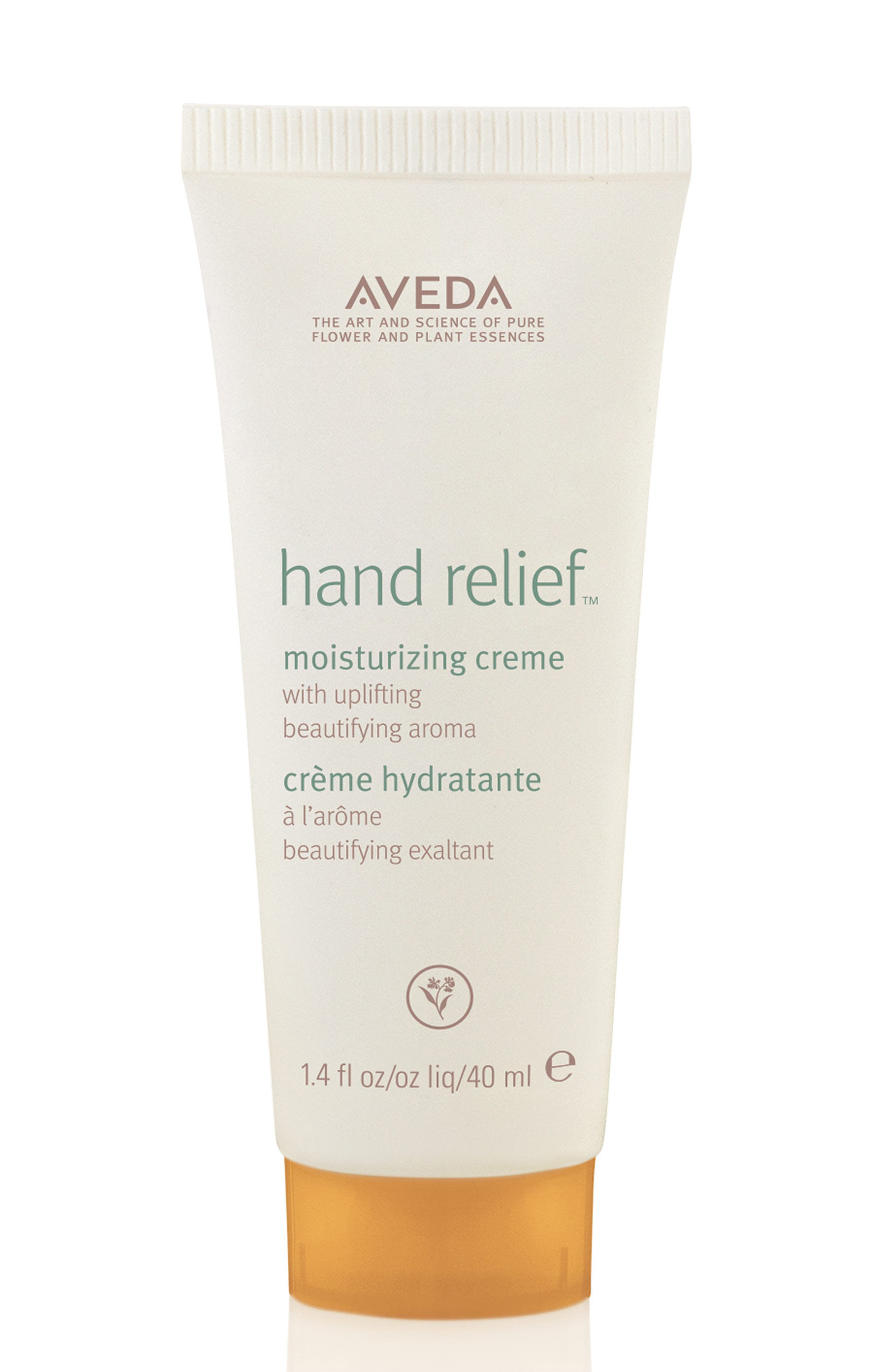 hand relief<sup>™</sup> Moisturizing Creme with Beautifying Aroma,                             Main thumbnail 1, color,                             No Color