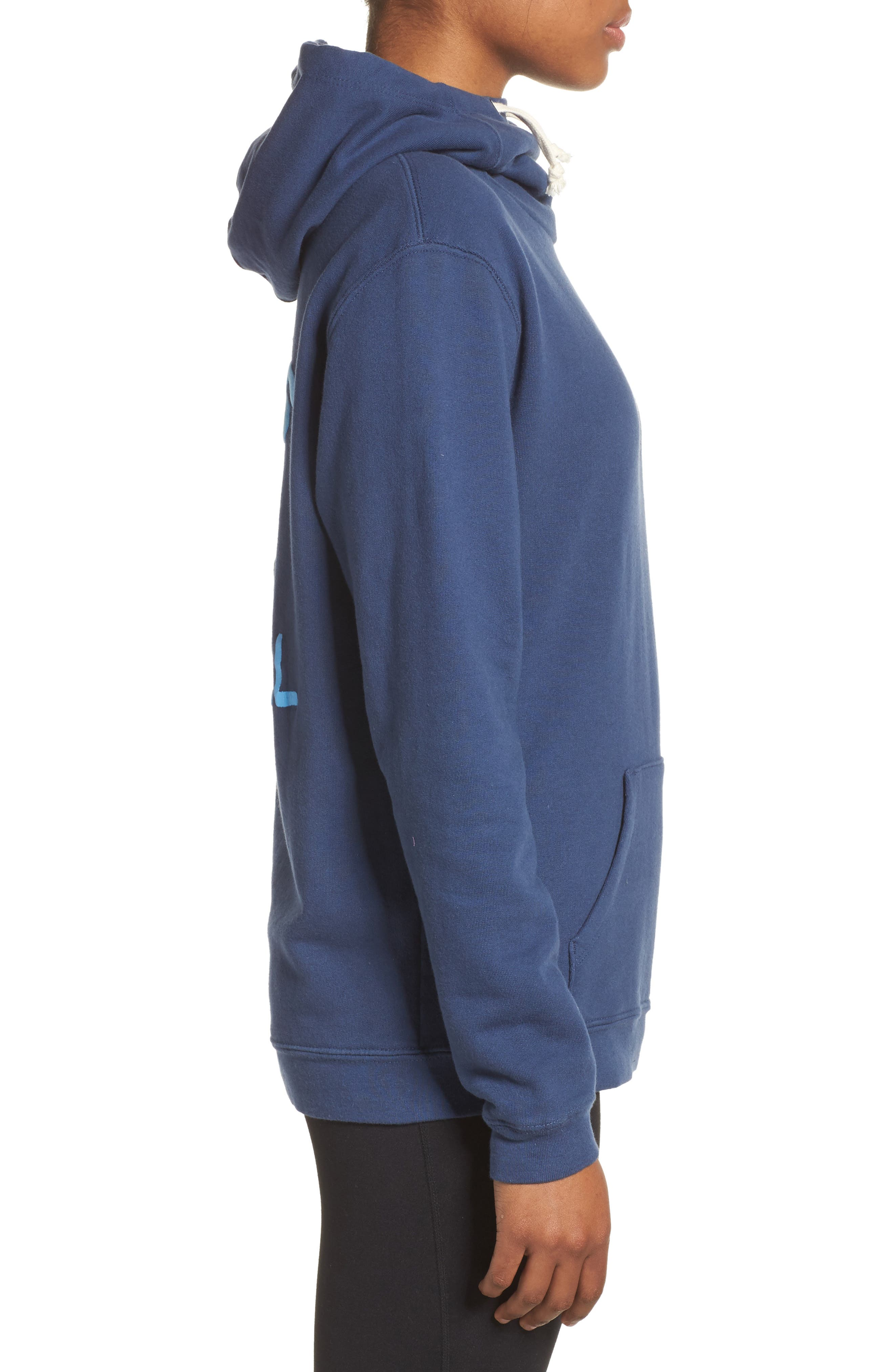 NFL Tennessee Titans Sunday Hoodie,                             Alternate thumbnail 3, color,                             True Navy