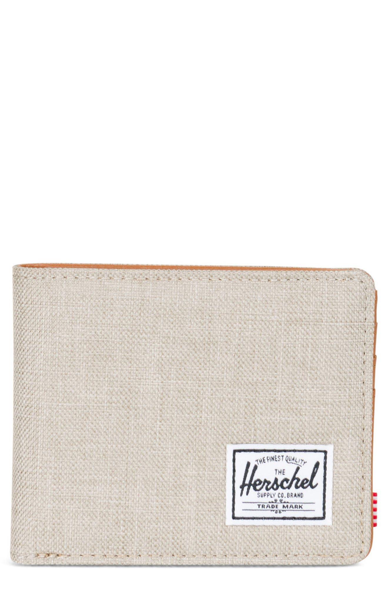 Herschel Supply Co. Hank Bifold RFID Wallet