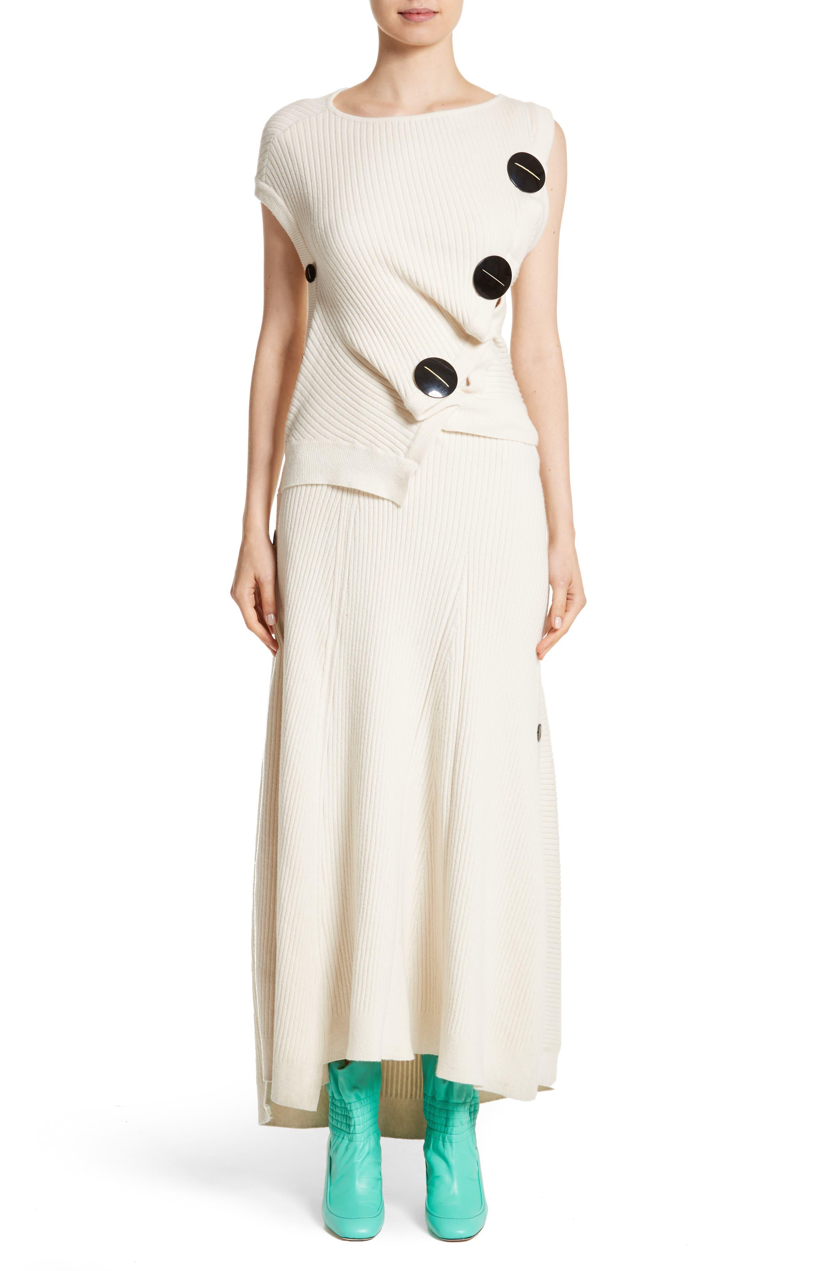 Roksanda Idris Rib Knit Dress