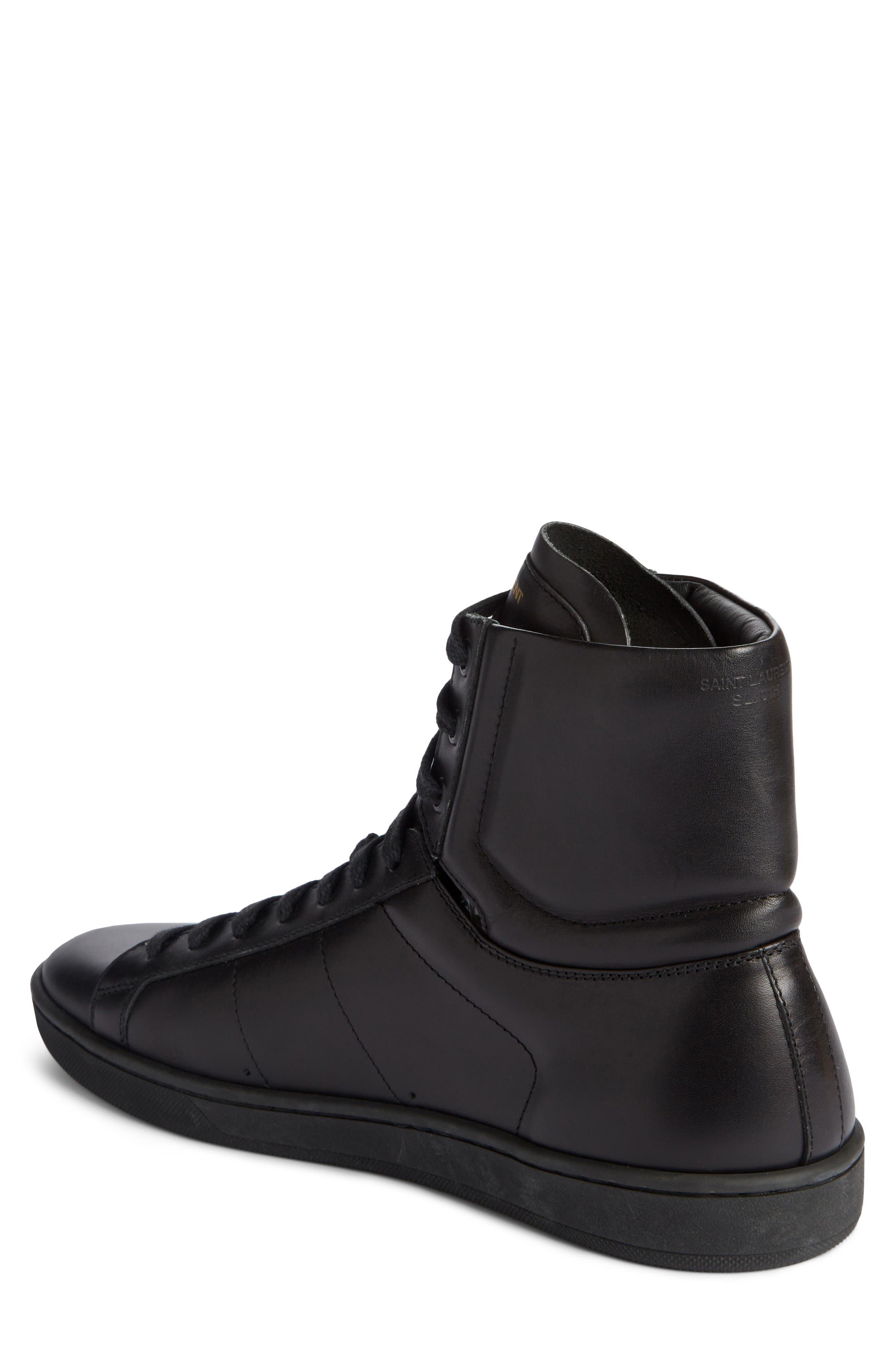 Alternate Image 2  - Saint Laurent Signature Court Classic Sneaker (Men)