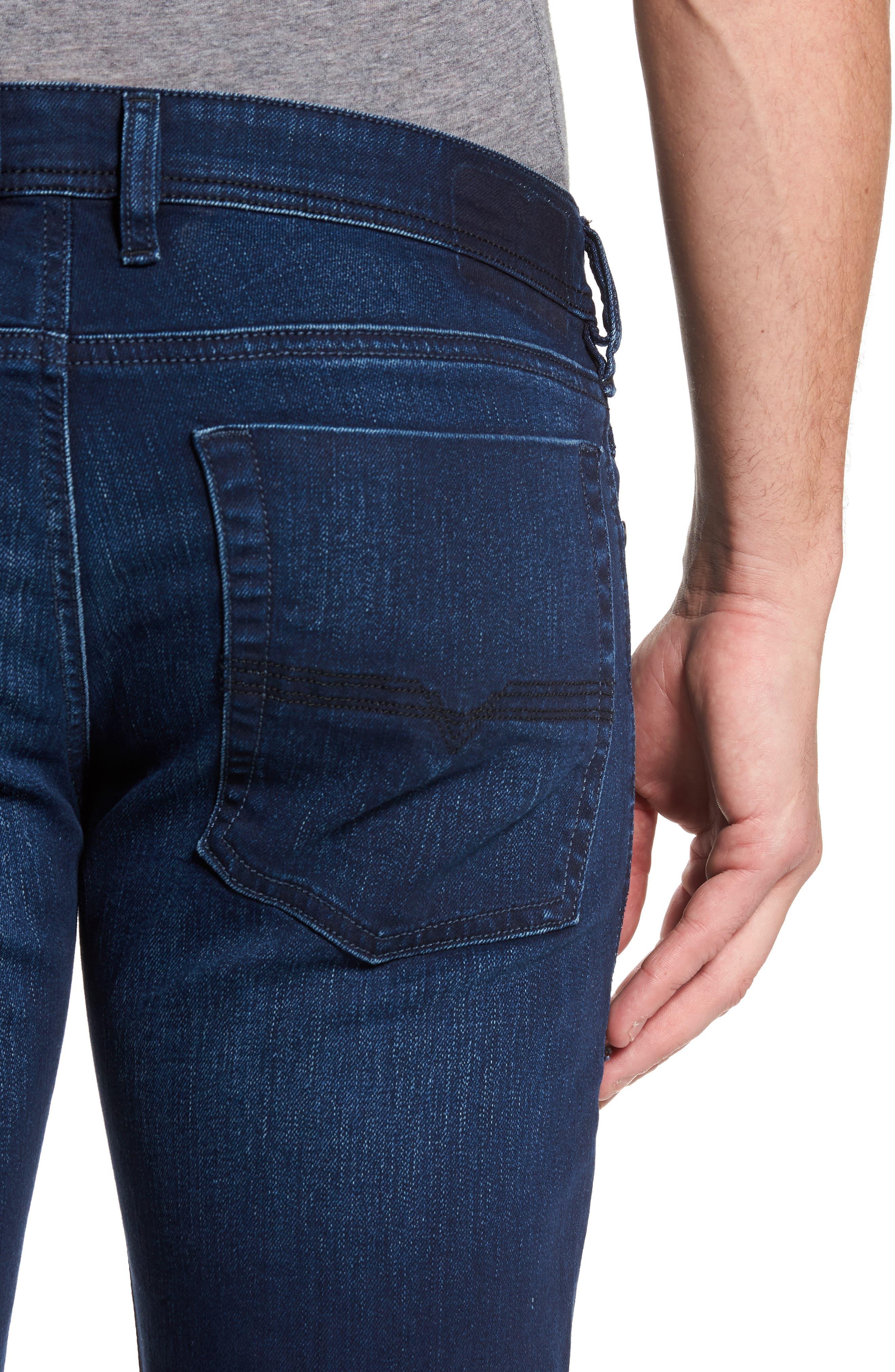 Zatiny Bootcut Jeans,                             Alternate thumbnail 4, color,                             84Hj