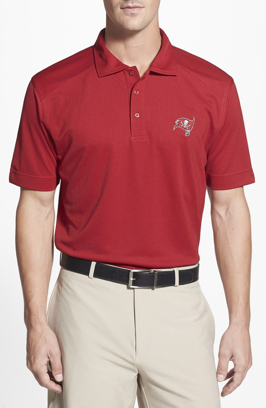 Alternate Image 1 Selected - Cutter & Buck Tampa Bay Buccaneers - Genre DryTec Moisture Wicking Polo