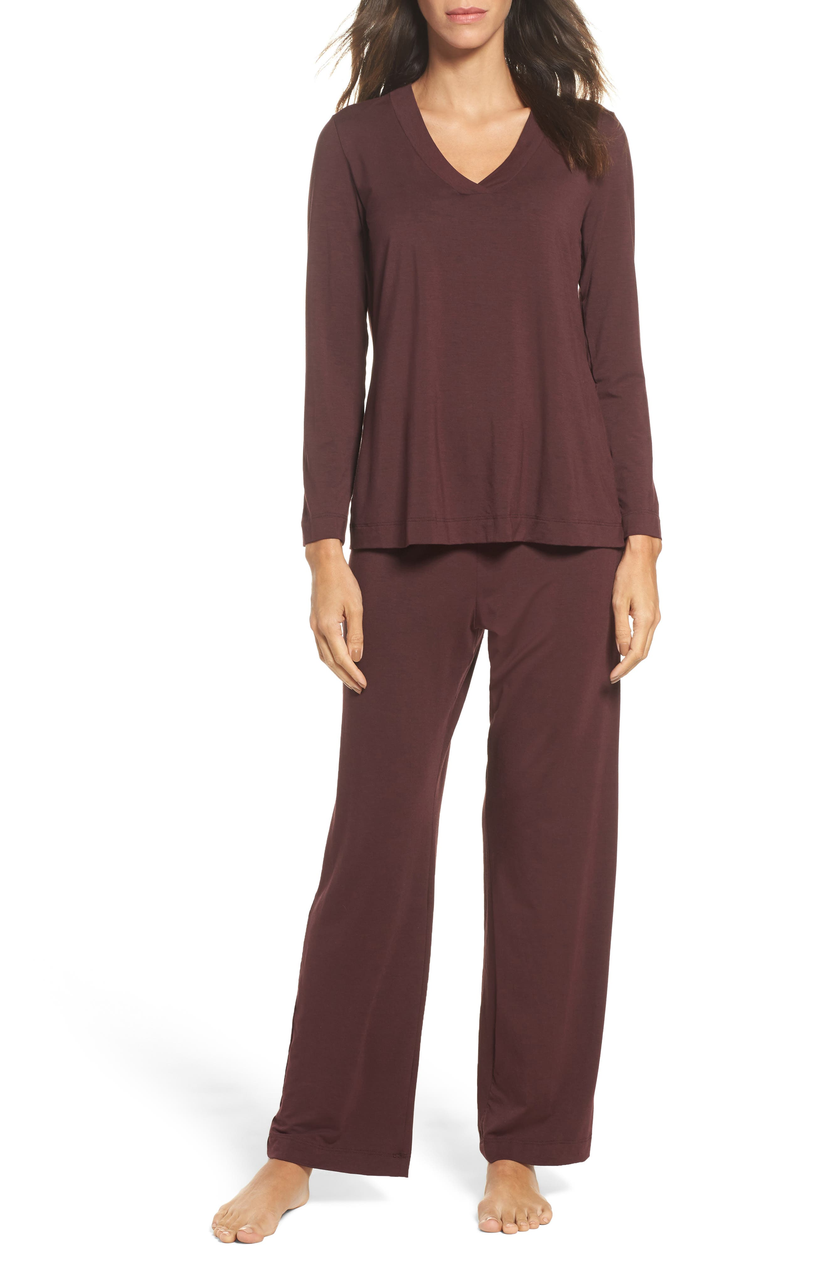 Hanro Knit Pajamas