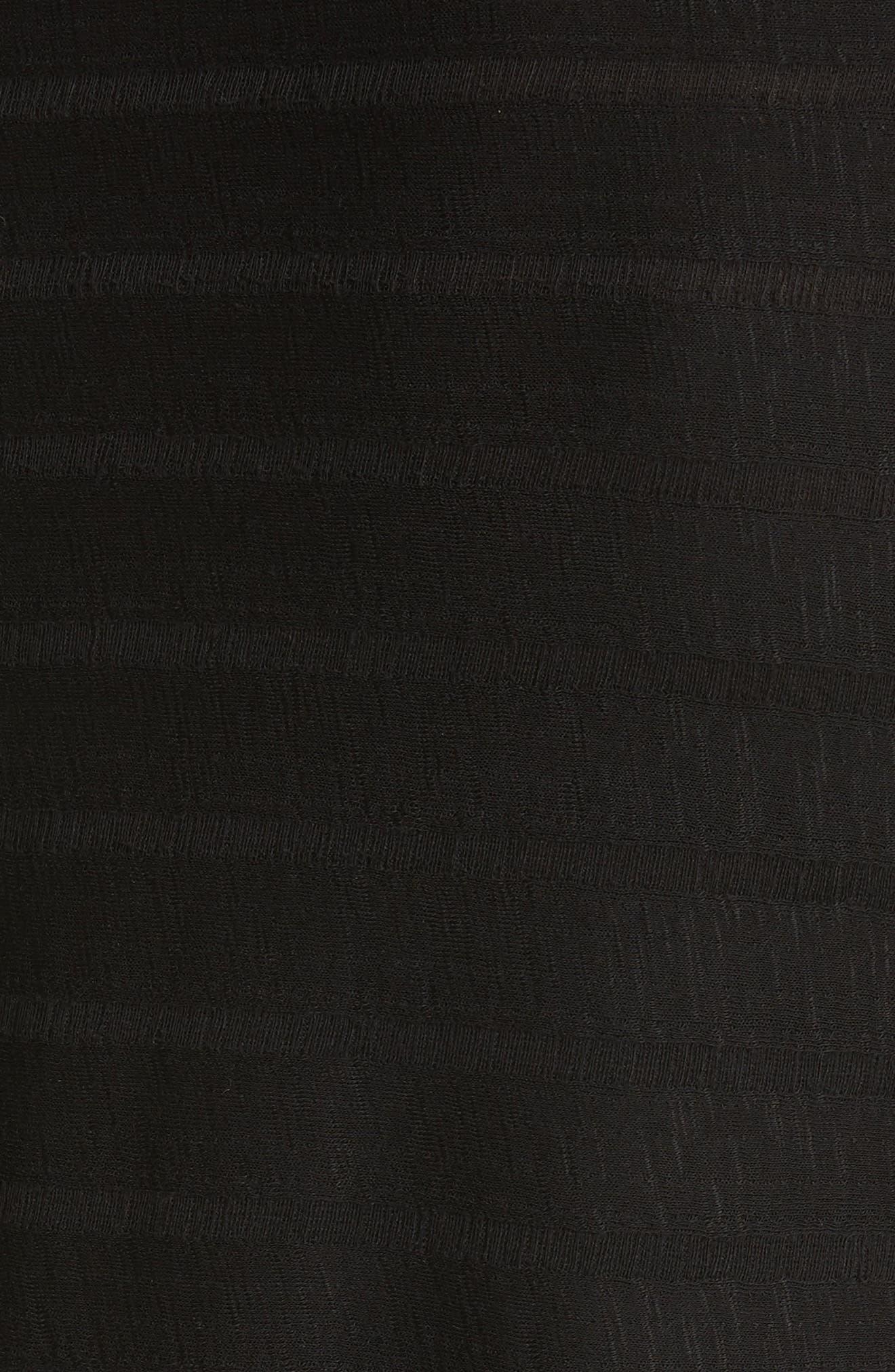 Alternate Image 5  - Derek Lam 10 Crosby T-Shirt Dress