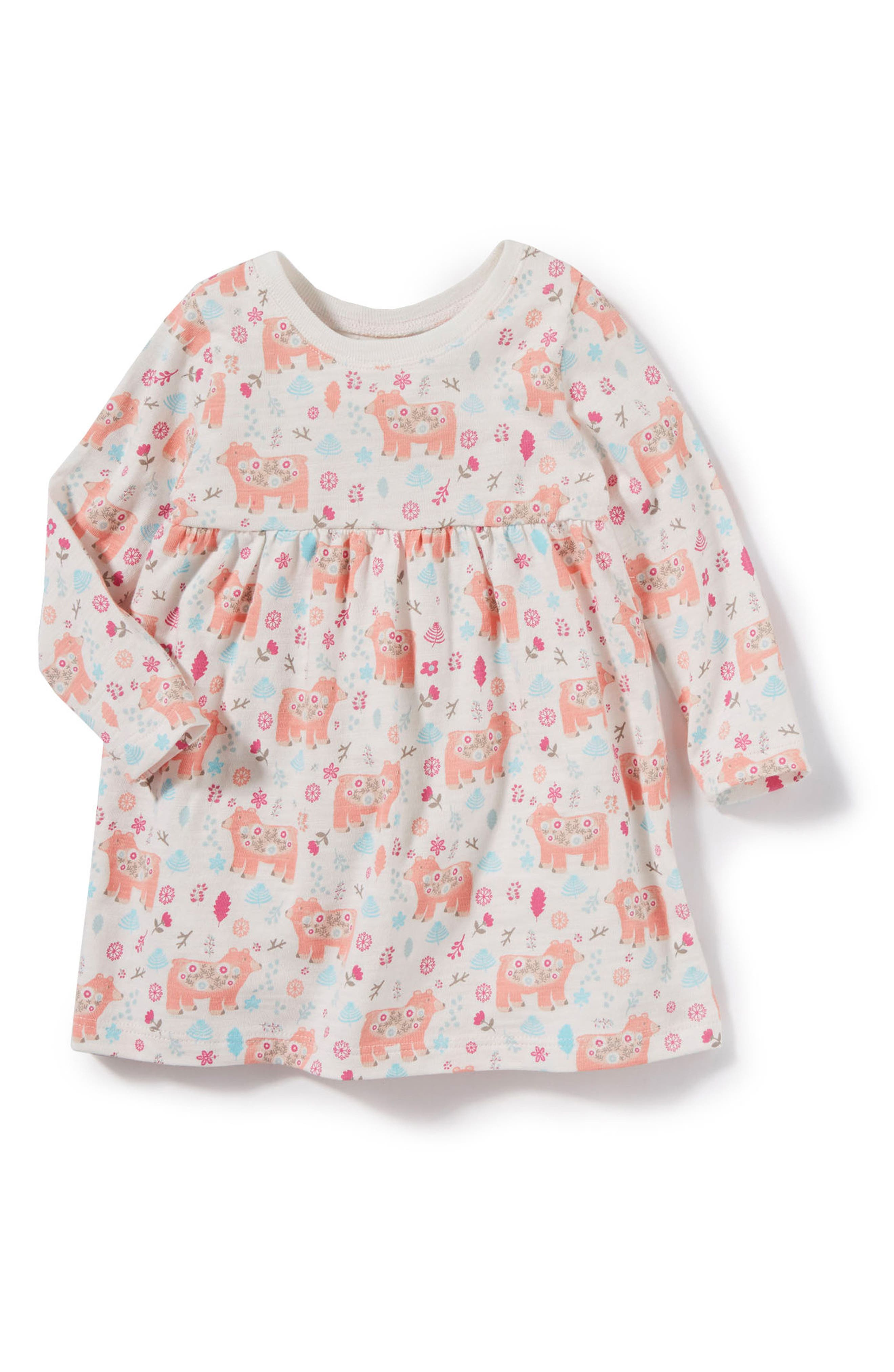 Peek Sloan Dress,                         Main,                         color, Cream