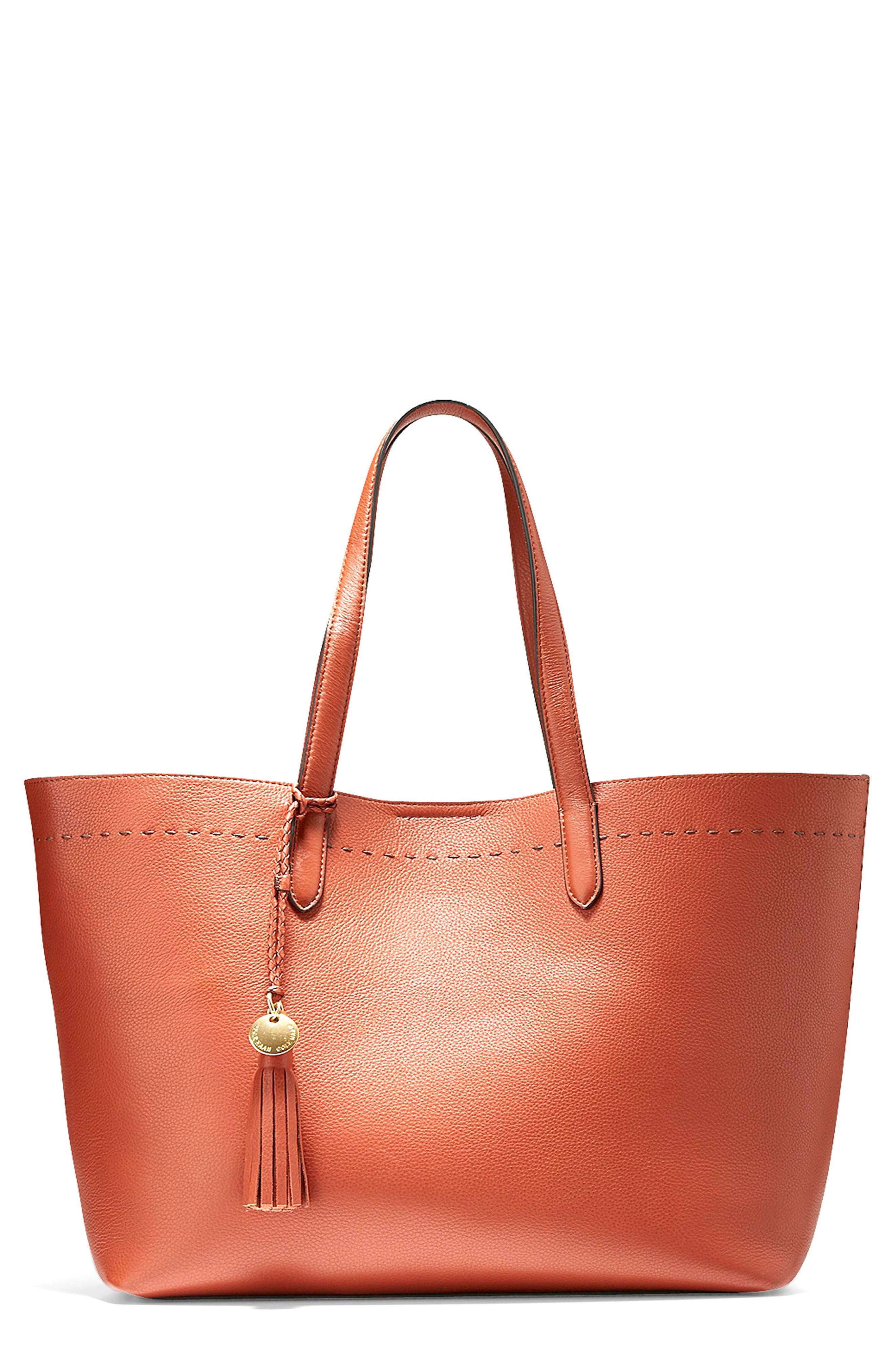 Cole Haan Payson Leather Tote