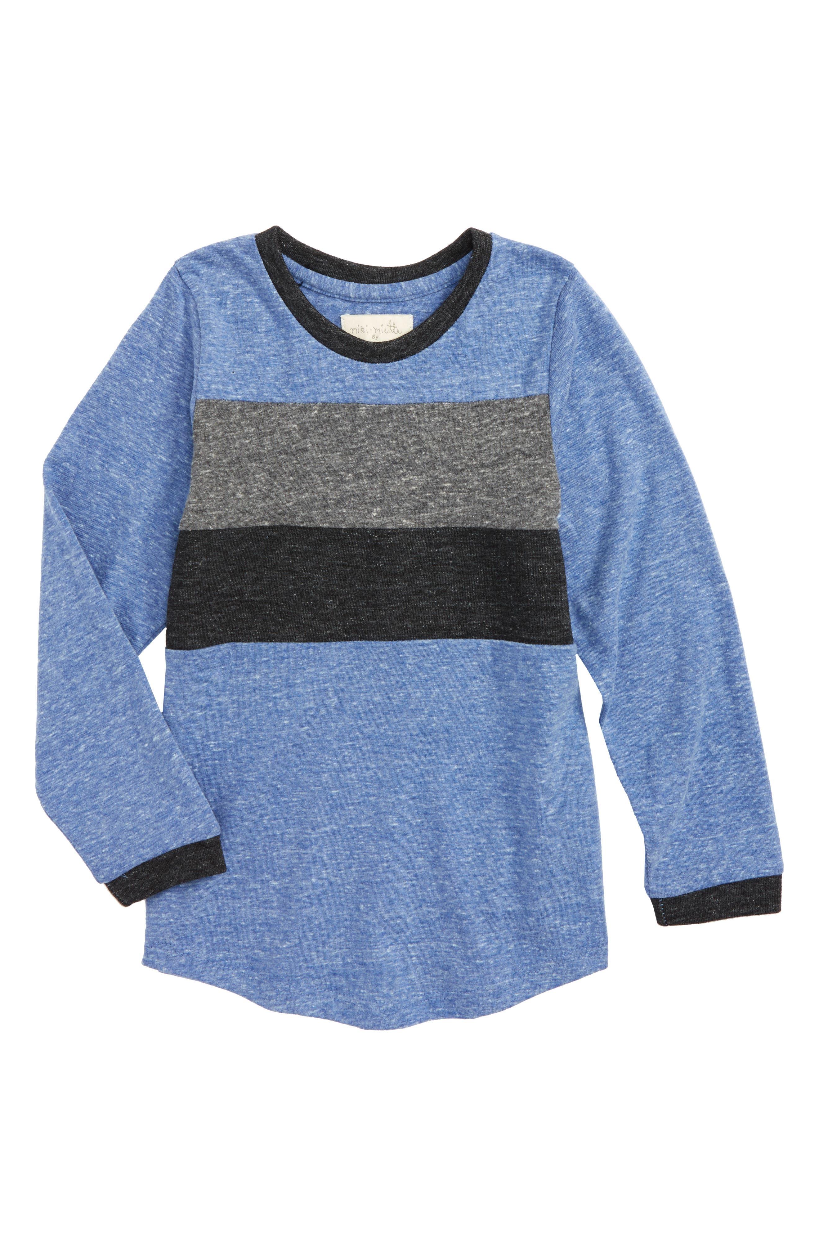 Dax T-Shirt,                         Main,                         color, Newport
