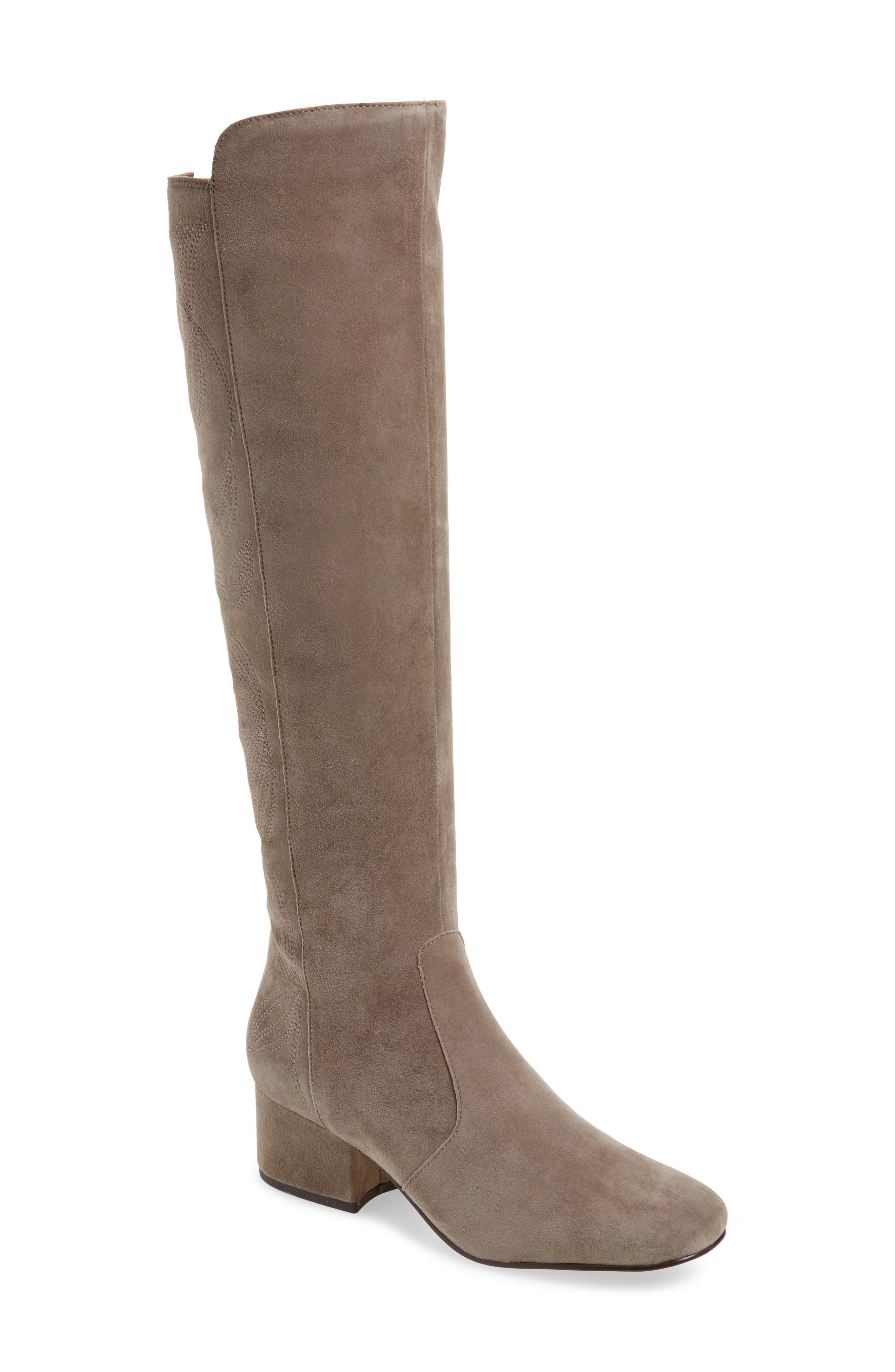 Alternate Image 1 Selected - Marc Fisher LTD Tawnna Knee High Boot (Women)