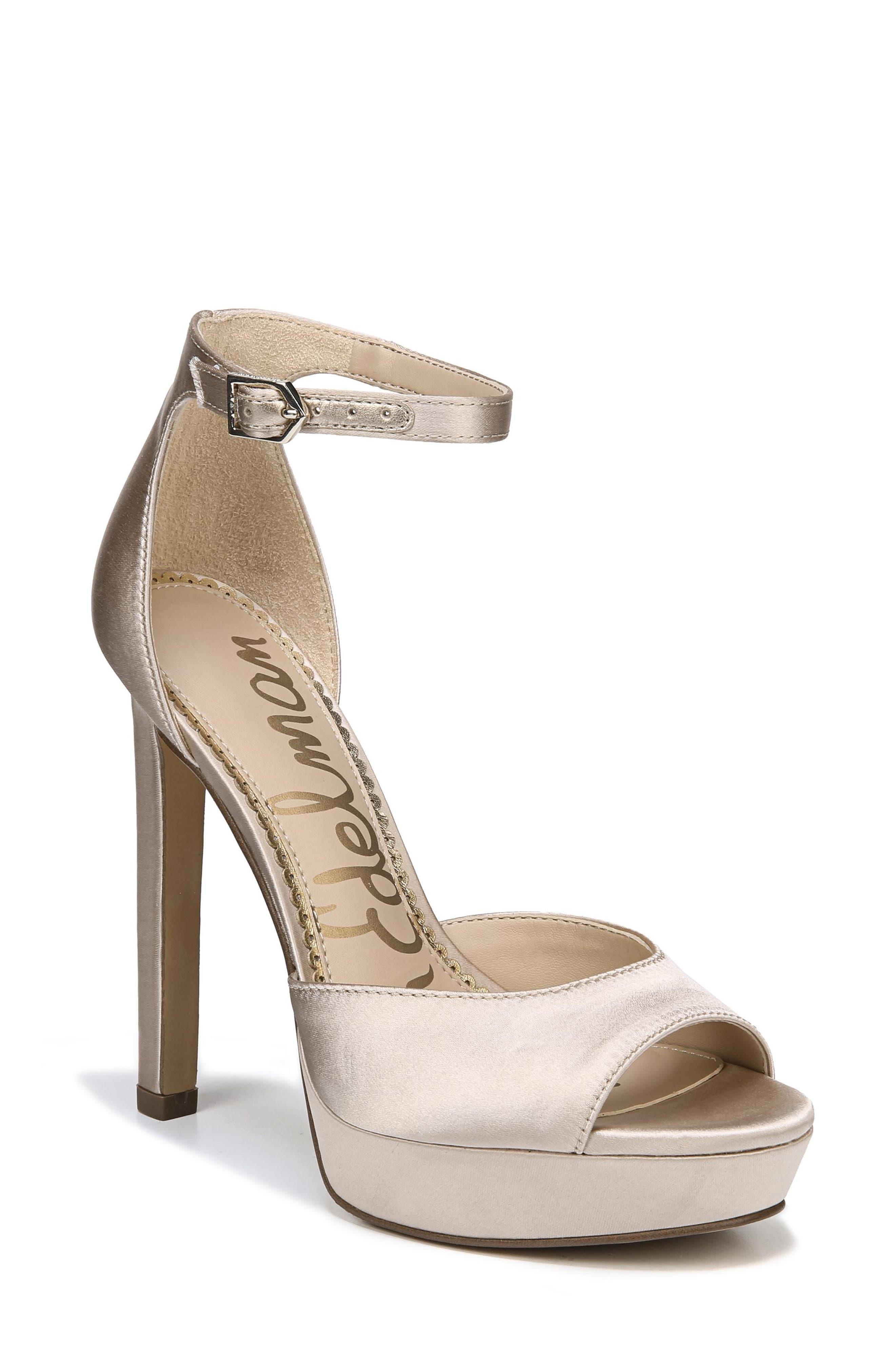 Sam Edelman Wallace Platform Sandal (Women)