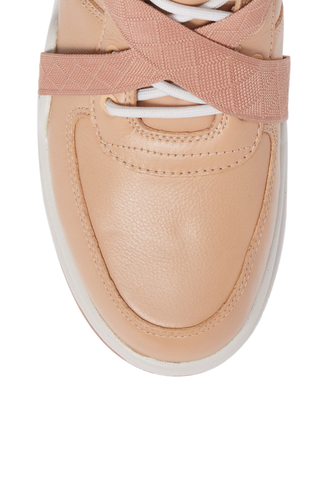 Air Max Goadome Sneaker Boot,                             Alternate thumbnail 5, color,                             Tan/ Tan/ Light Bone/ Clay