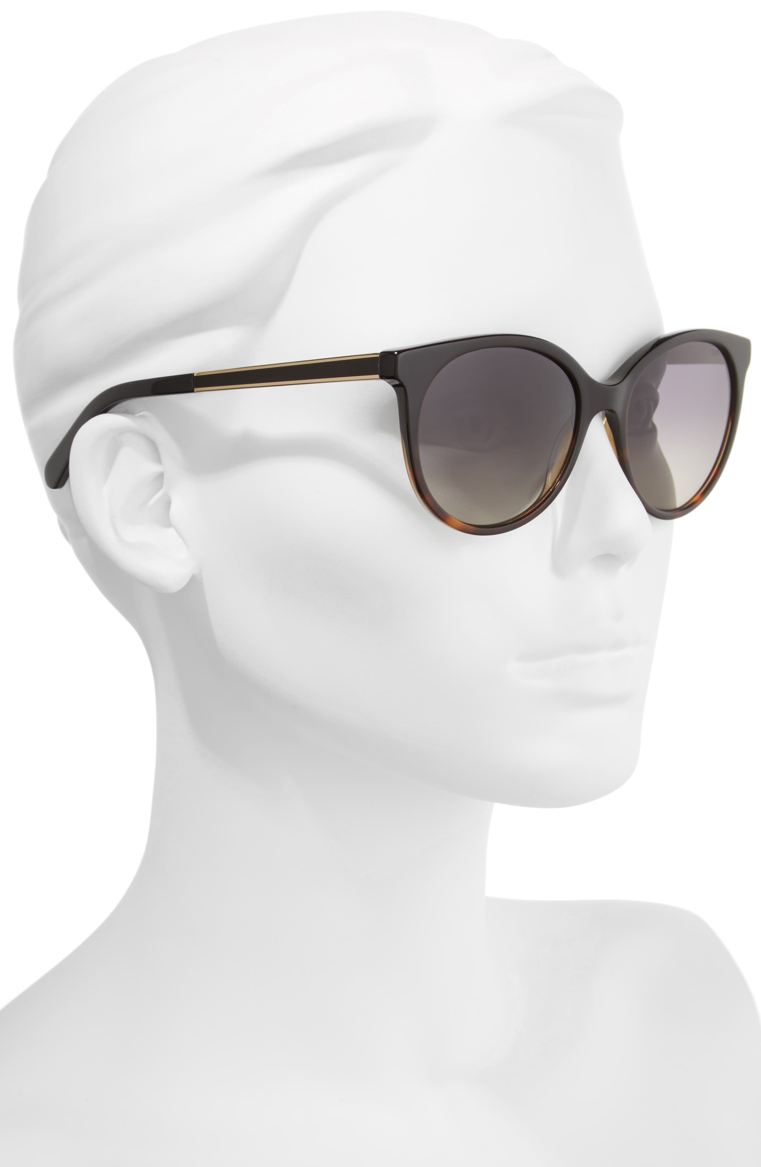 Alternate Image 2  - kate spade new york 'amayas' 53mm cat eye sunglasses