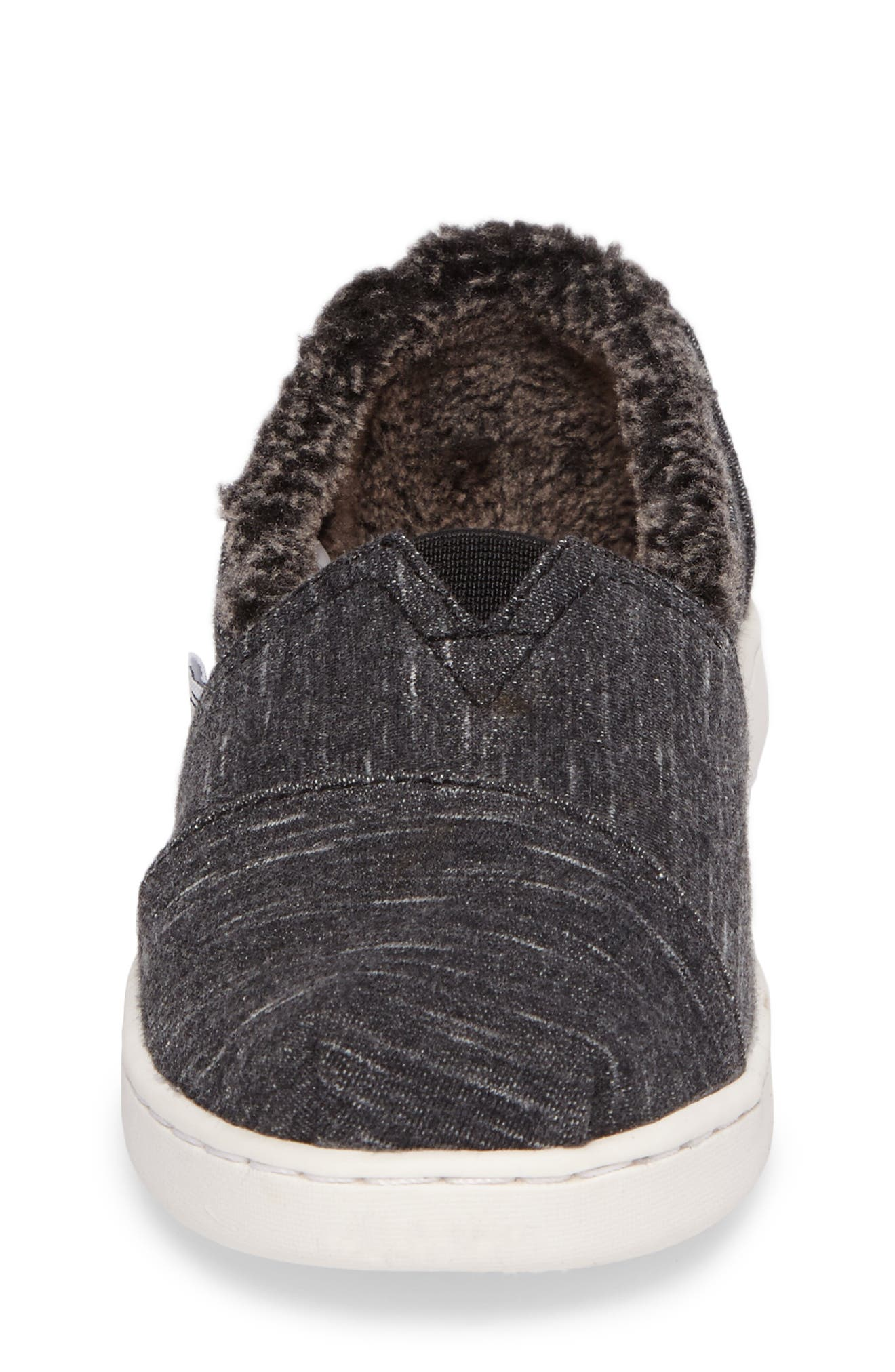 Alternate Image 4  - TOMS Classic Alpargata Slip-On (Toddler, Little Kid & Big Kid)