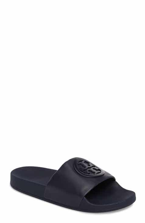 544e4db50 Tory Burch Lina Slide Sandal (Women)
