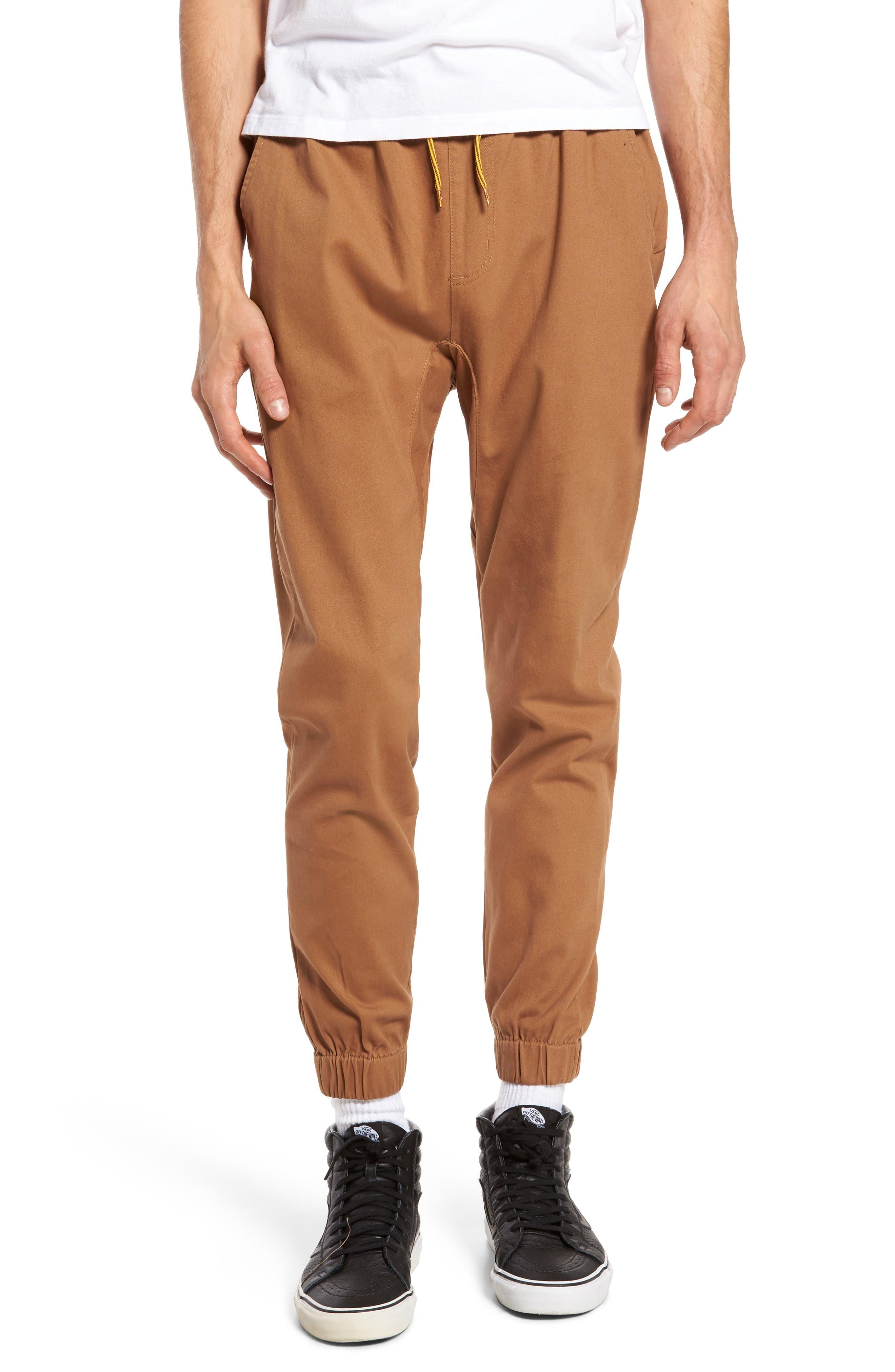 Weekend Jogger Pants,                         Main,                         color, Khaki