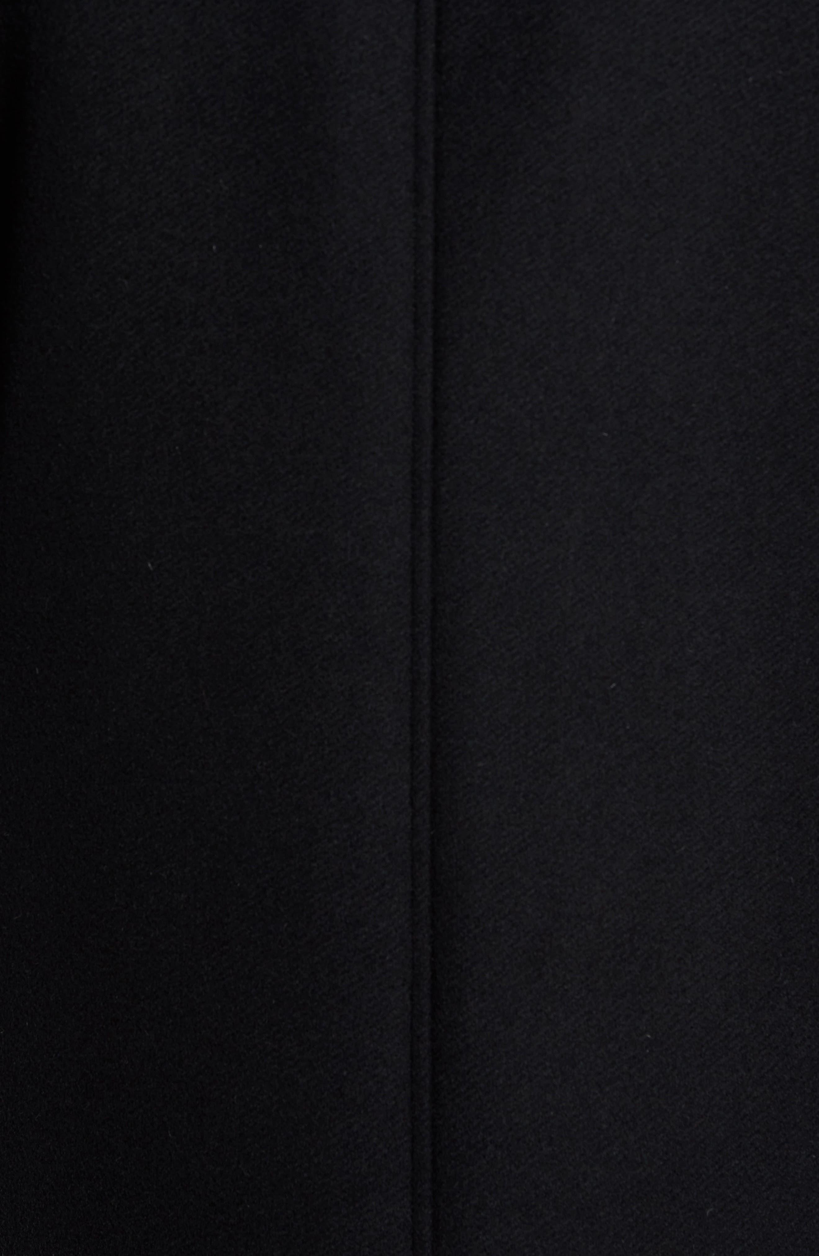 Alternate Image 5  - Herno Wool Blend Hooded Coat