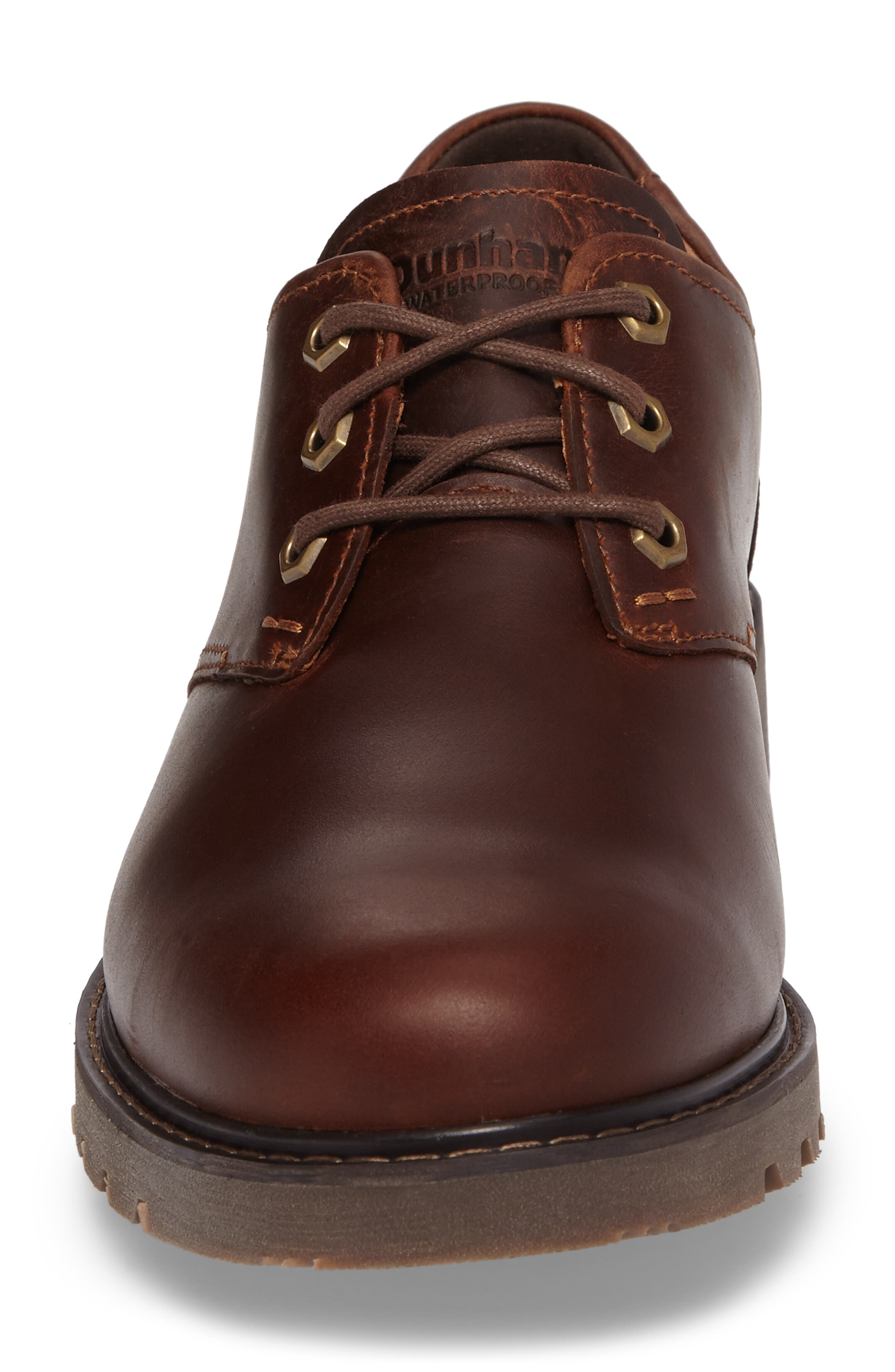 Alternate Image 4  - Dunham Royalton Plain Toe Derby (Men)