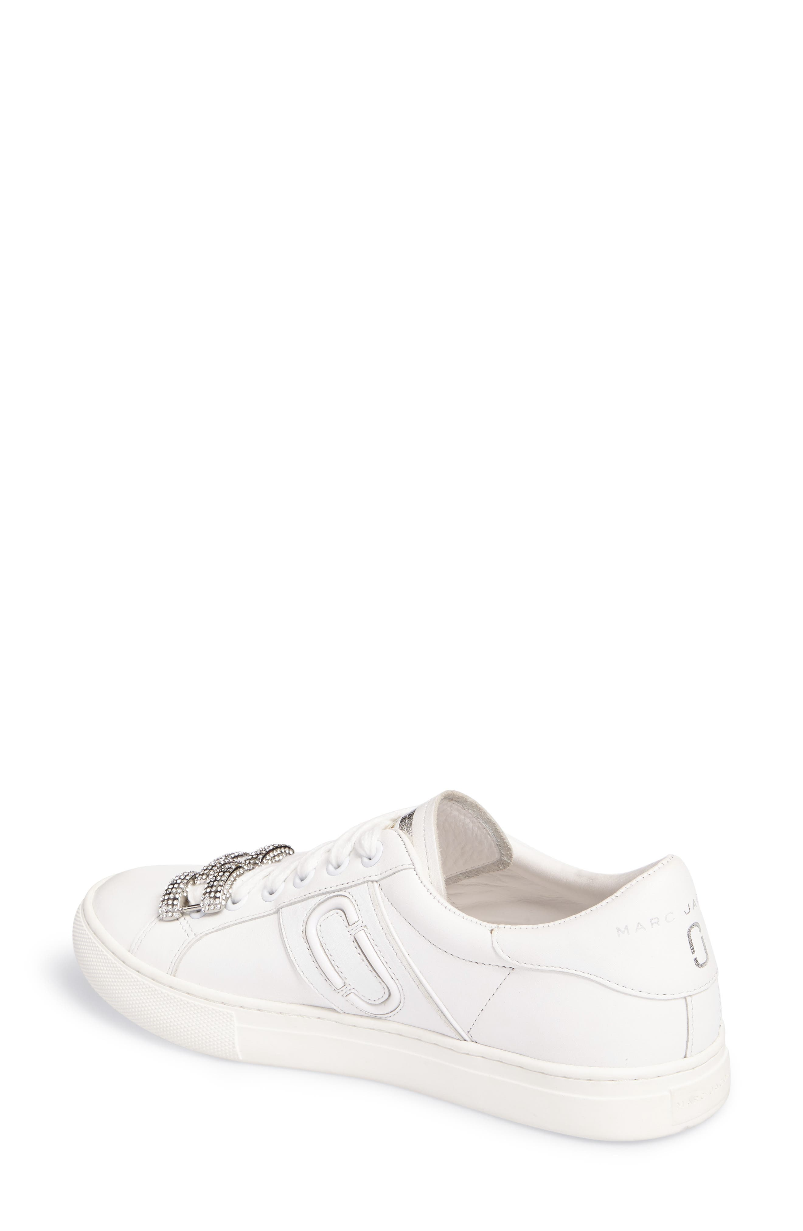 Alternate Image 2  - MARC JACOBS Empire Chain Link Sneaker (Women)