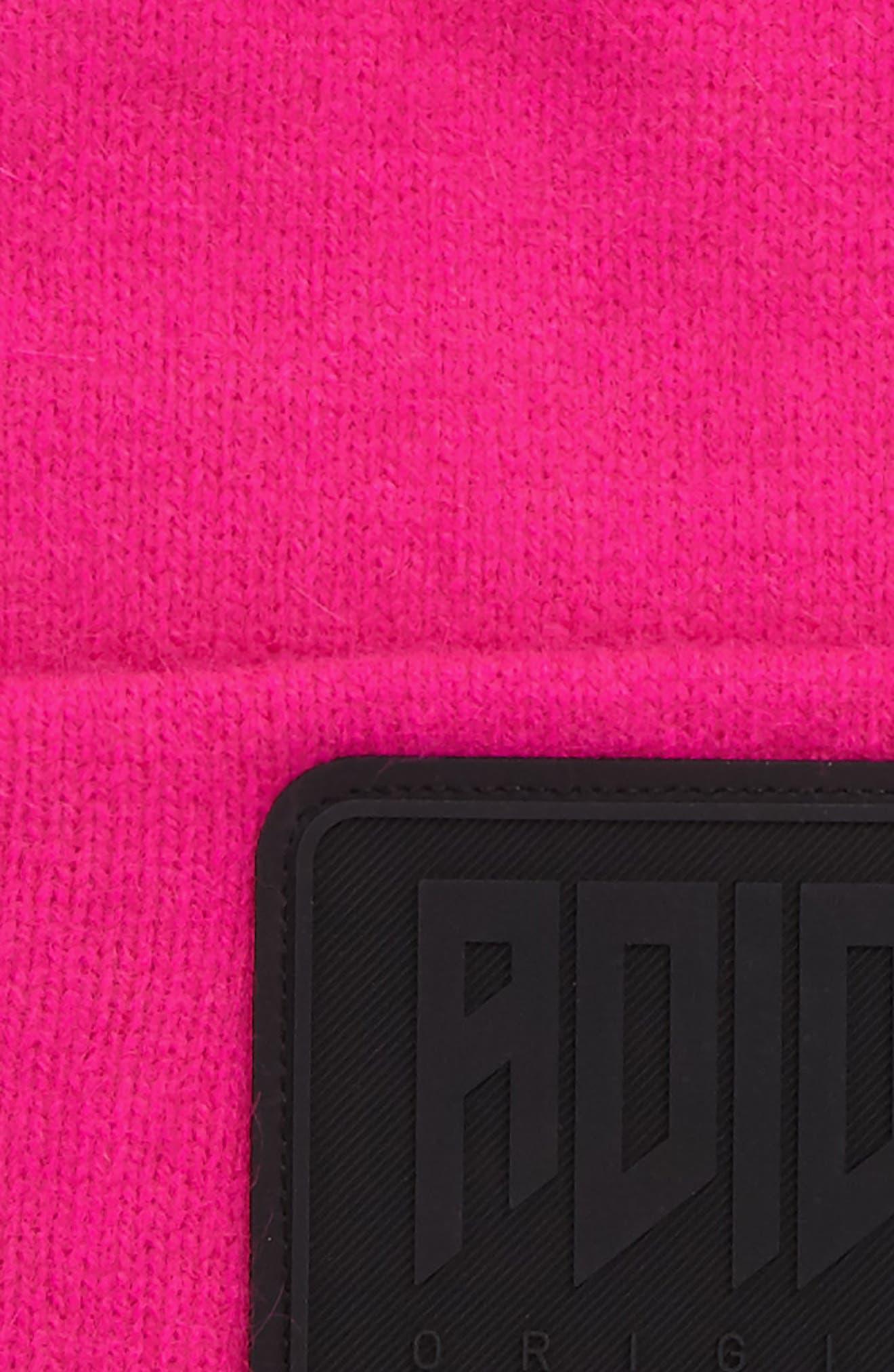Beanie,                             Alternate thumbnail 2, color,                             Shock Pink