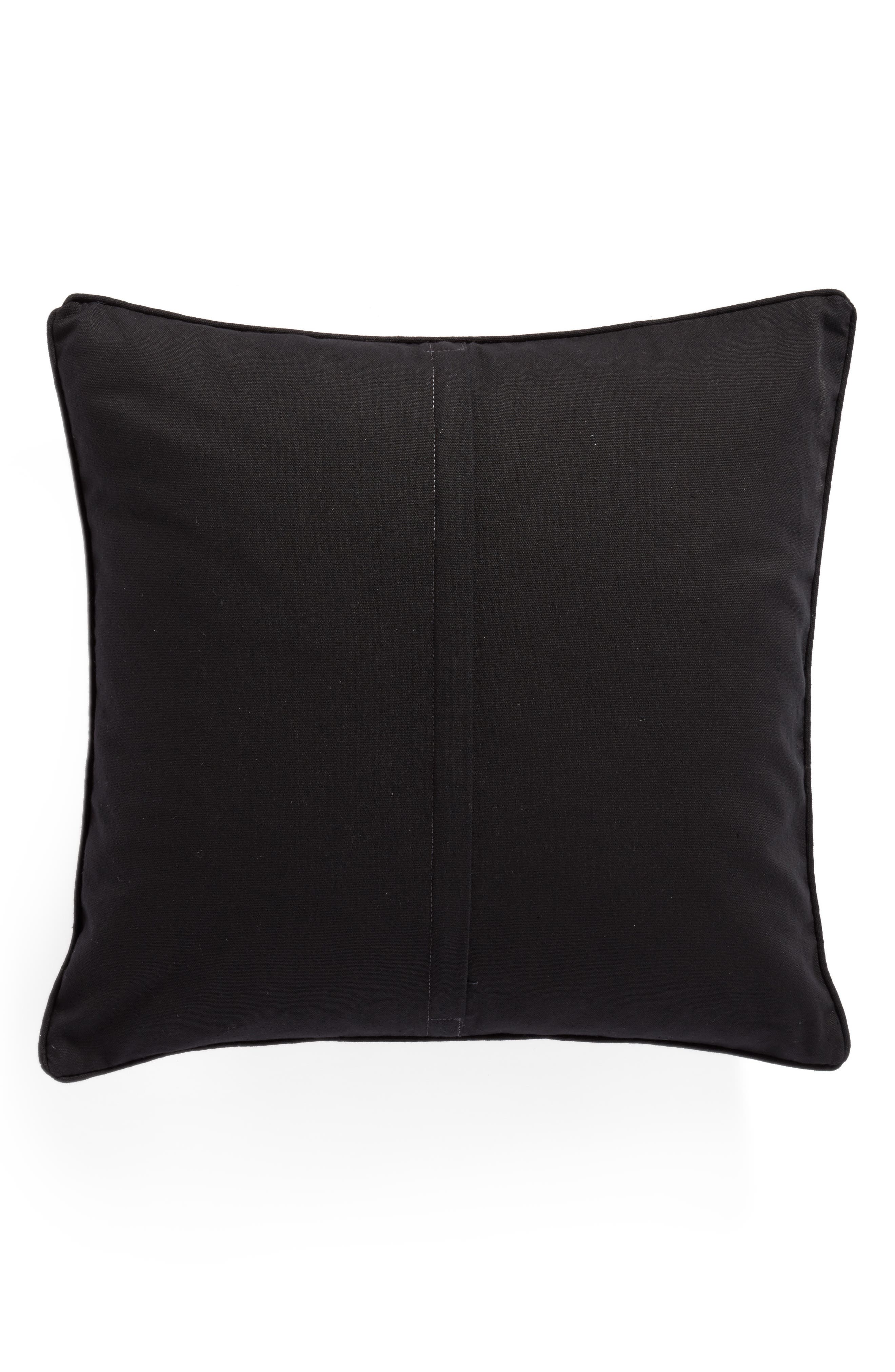 Alternate Image 2  - Levtex You Spin Me Right Round Accent Pillow