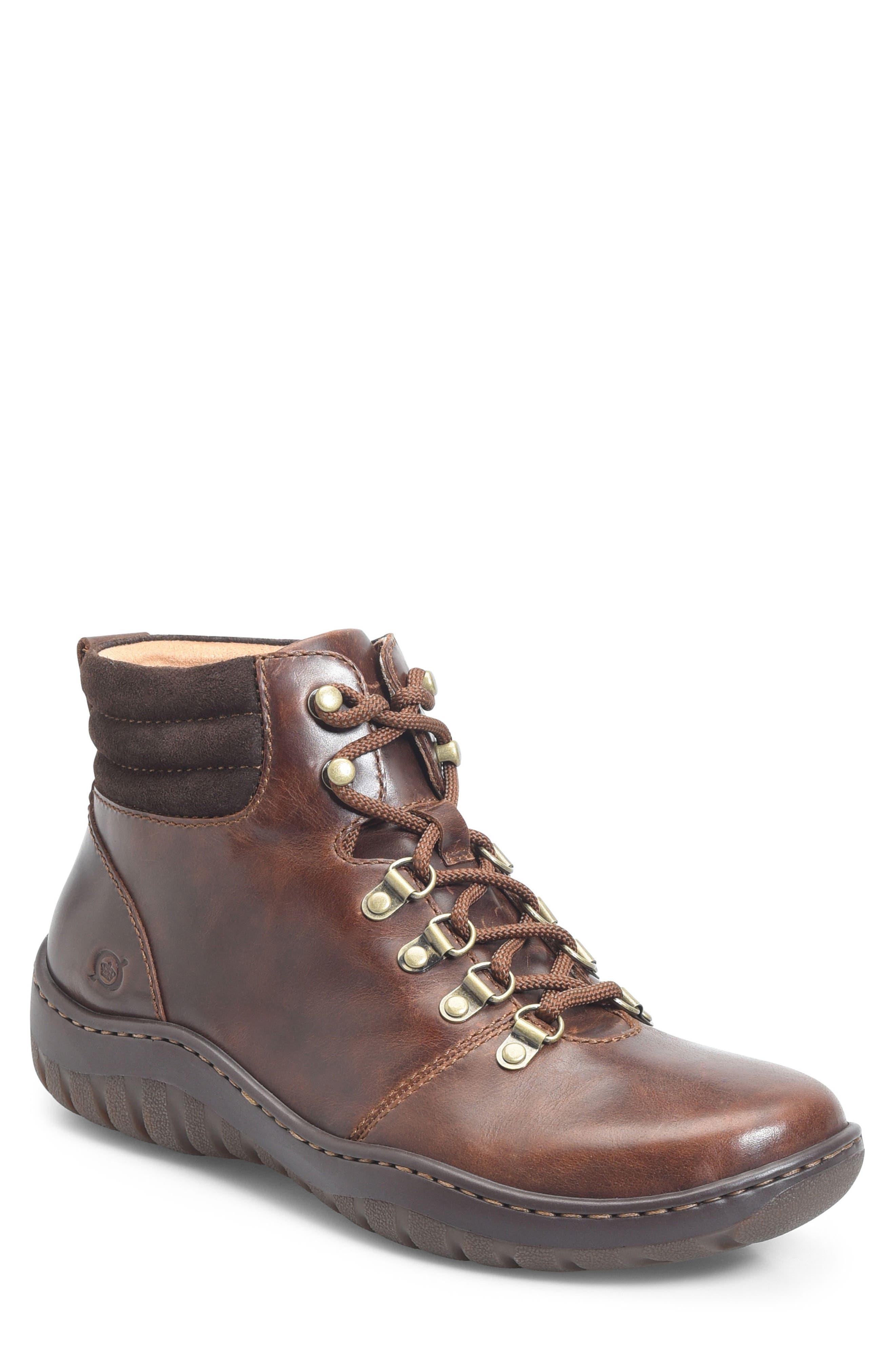 Main Image - Børn Dutchman Plain Toe Boot (Men)