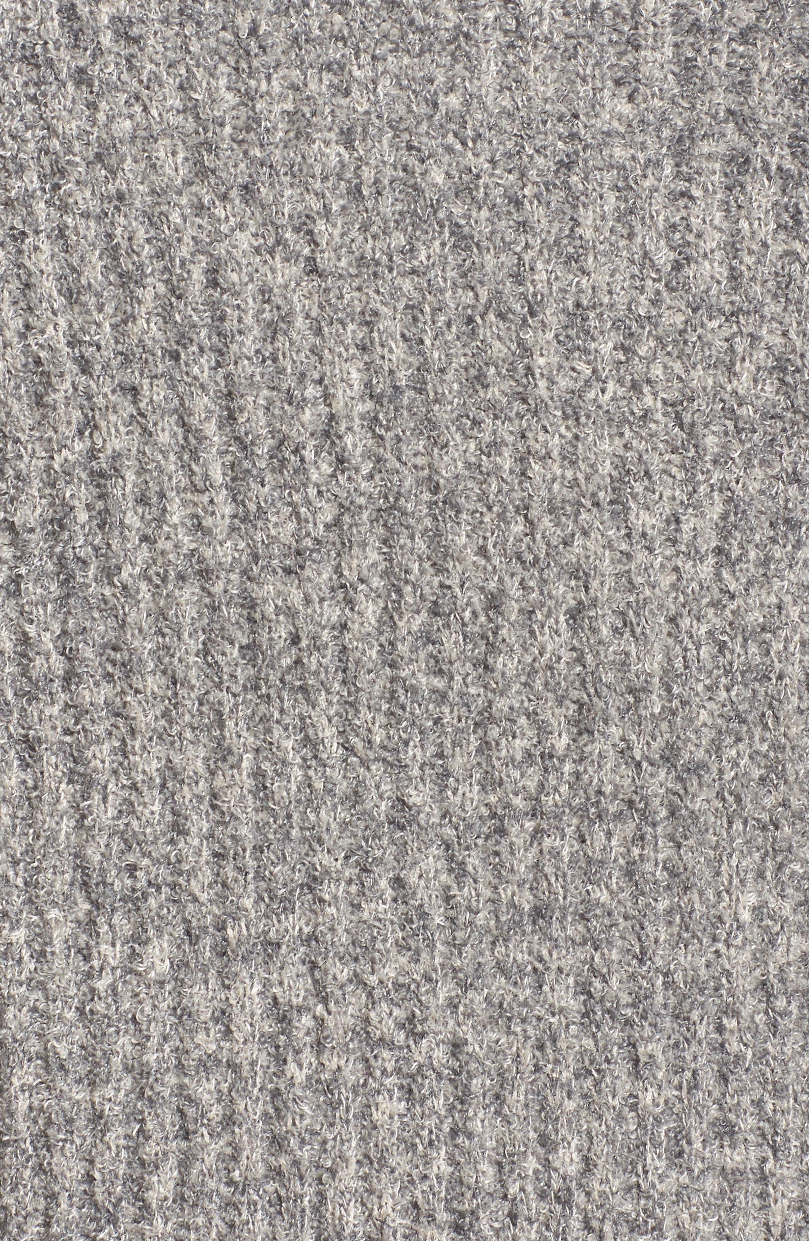 Montecito Cardigan,                             Alternate thumbnail 6, color,                             Graphite/ Stone