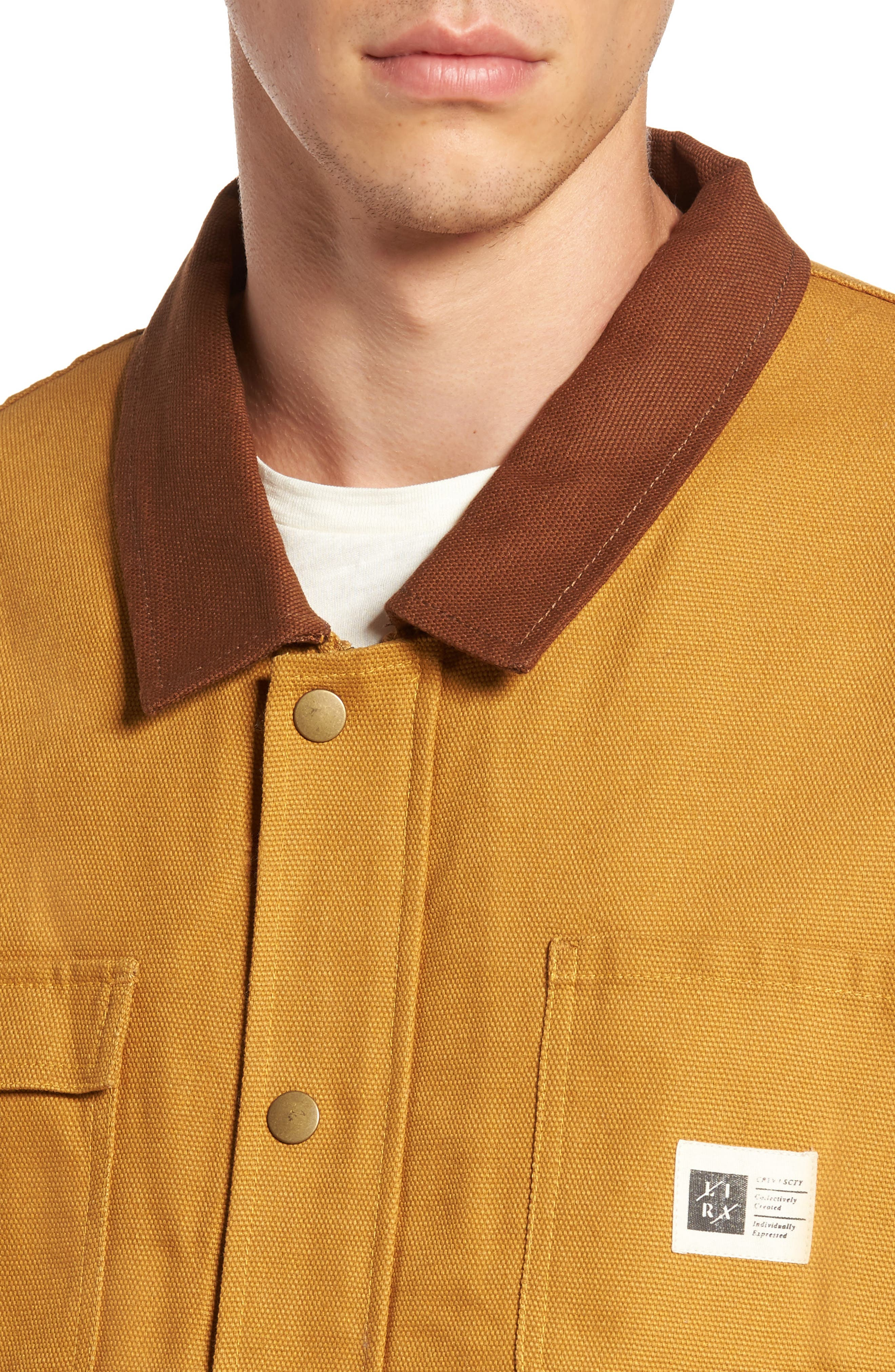 Chandler Jacket,                             Alternate thumbnail 4, color,                             Khaki
