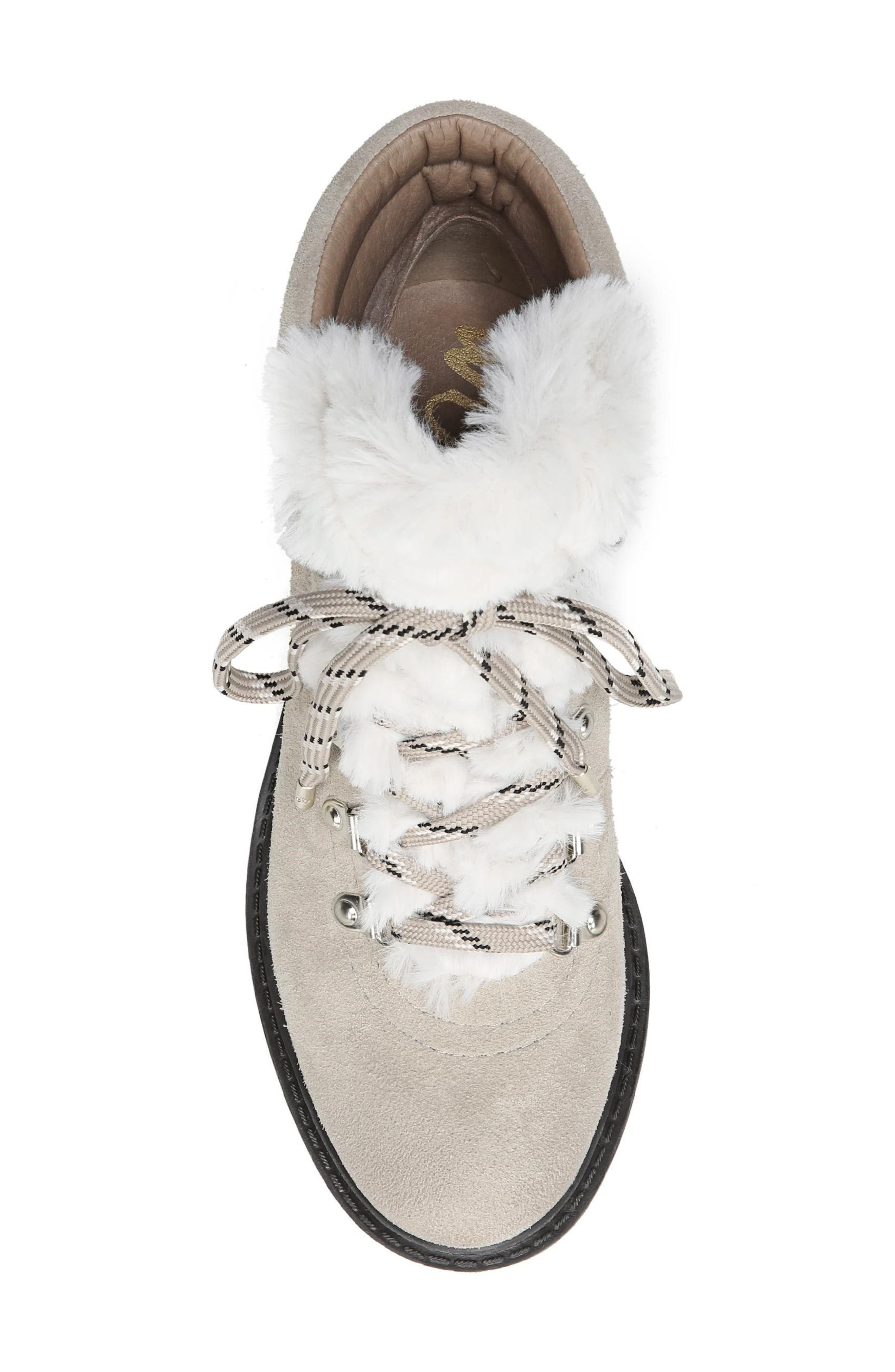 Alternate Image 5  - Sam Edelman Darrah 2 Faux Fur Trim Boot (Women)